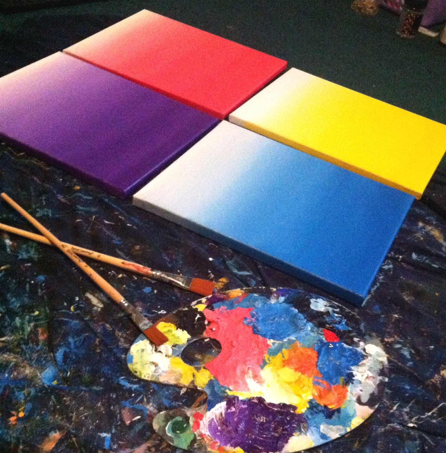 10 Wonderful Ideas On What To Paint canvas painting ideas how to paint a learn the basics of and