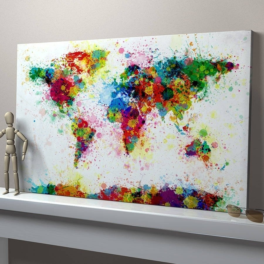 10 Lovable Acrylic Painting On Canvas Ideas canvas painting ideas projects homesthetics inspiring dma homes