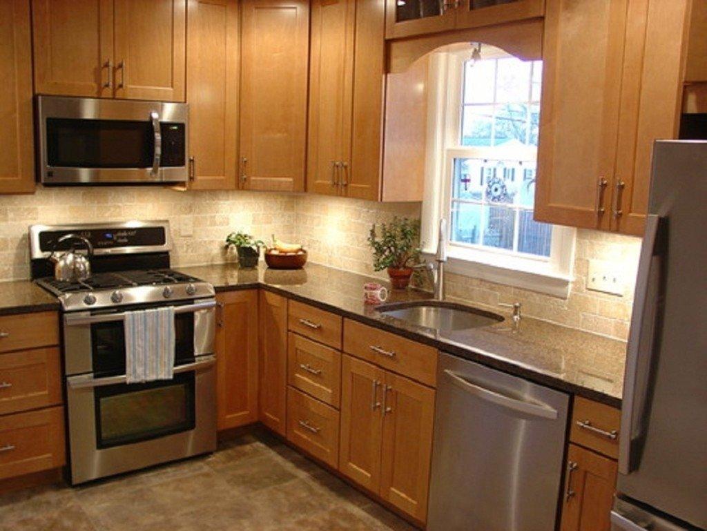 10 Pretty L Shaped Kitchen Design Ideas captivating small l shaped kitchen design ideas with beige vintage 2020