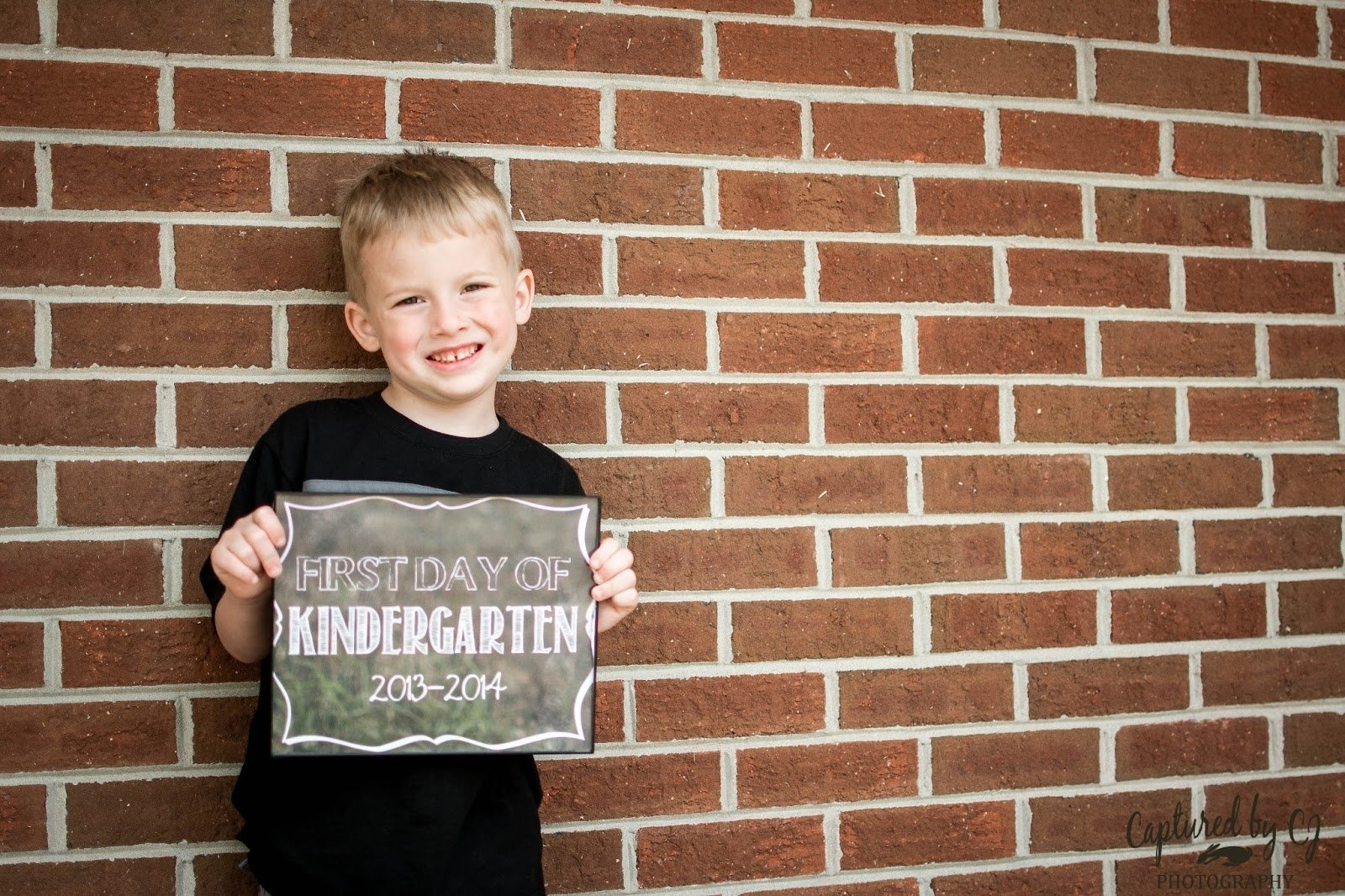 10 Spectacular First Day Of Kindergarten Picture Ideas capturedcj photography first day of kindergarten