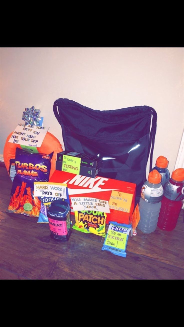 10 Unique Care Package Ideas For Guys care package for basketball boyfriend baby care boyfr 2020
