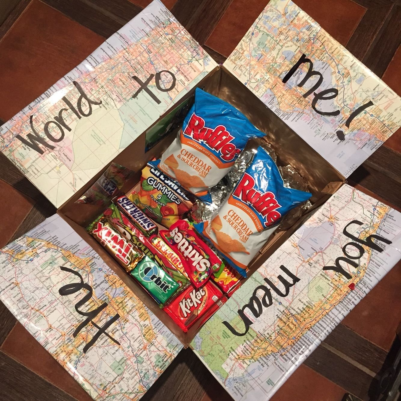10 Gorgeous Cute Care Package Ideas For Boyfriend care package for my boyfriend whos going to school away from home 2020