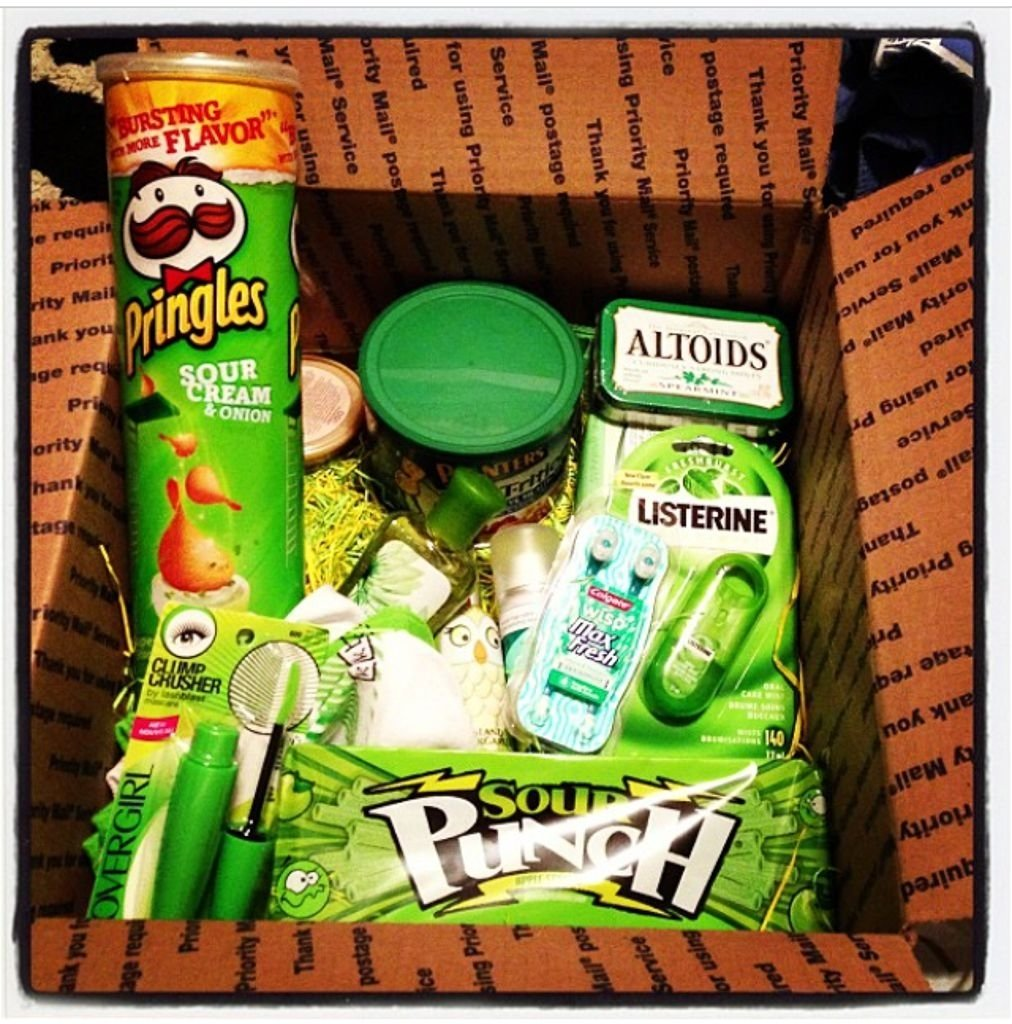 10 Stylish Care Package Ideas For College Girls care package for the kid college students and saints