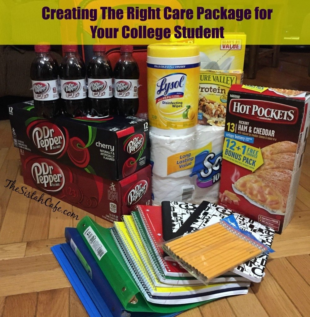 10 Fabulous Ideas For College Care Packages care packages for college students ideas archives the sistah cafe 3