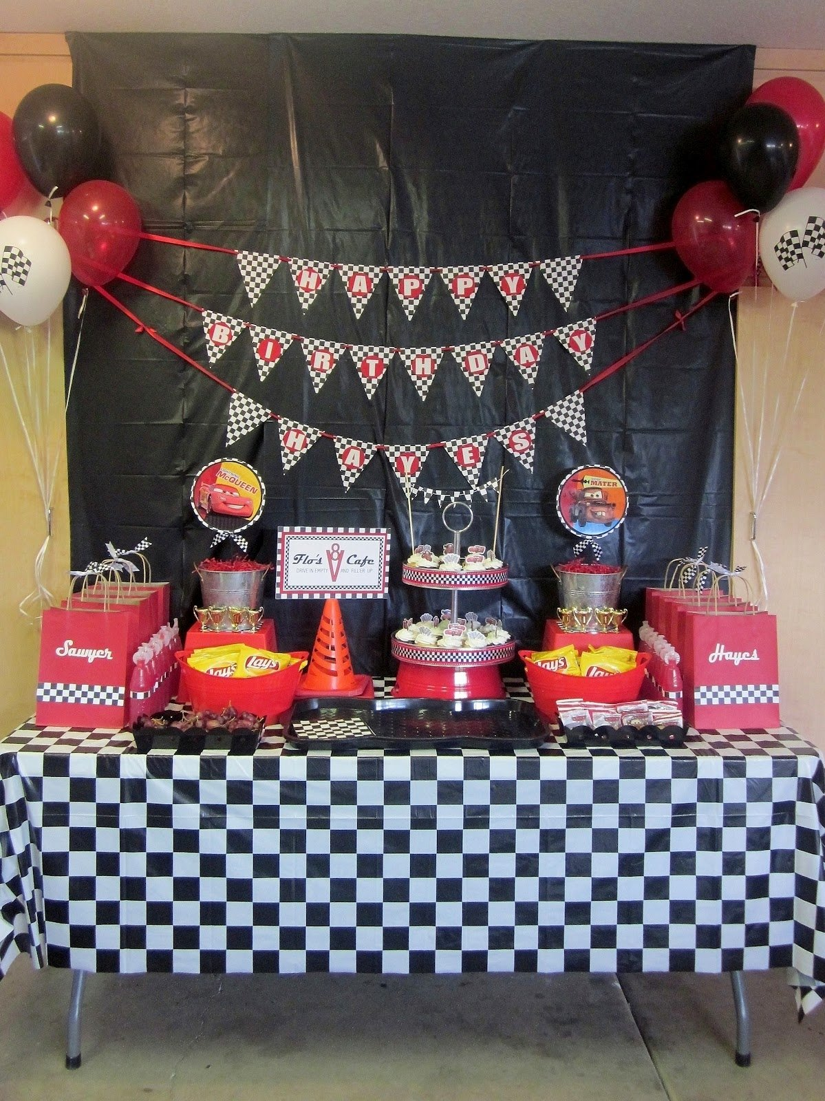 10 perfect cars themed birthday party ideas cars theme birthday parties