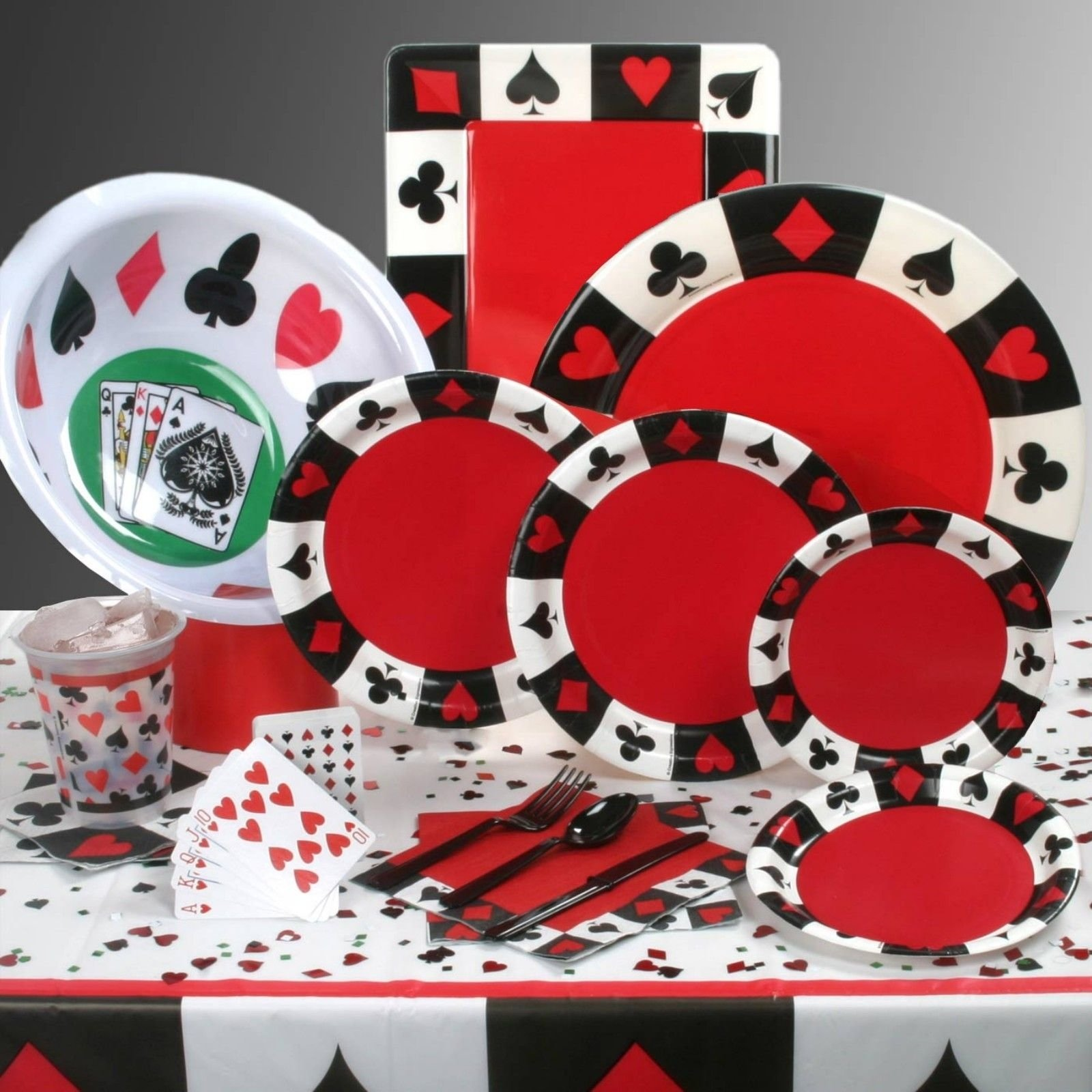 10 Perfect Casino Party Ideas For Adults casino themed party ideas wallpaper birthday party supplies for 2021