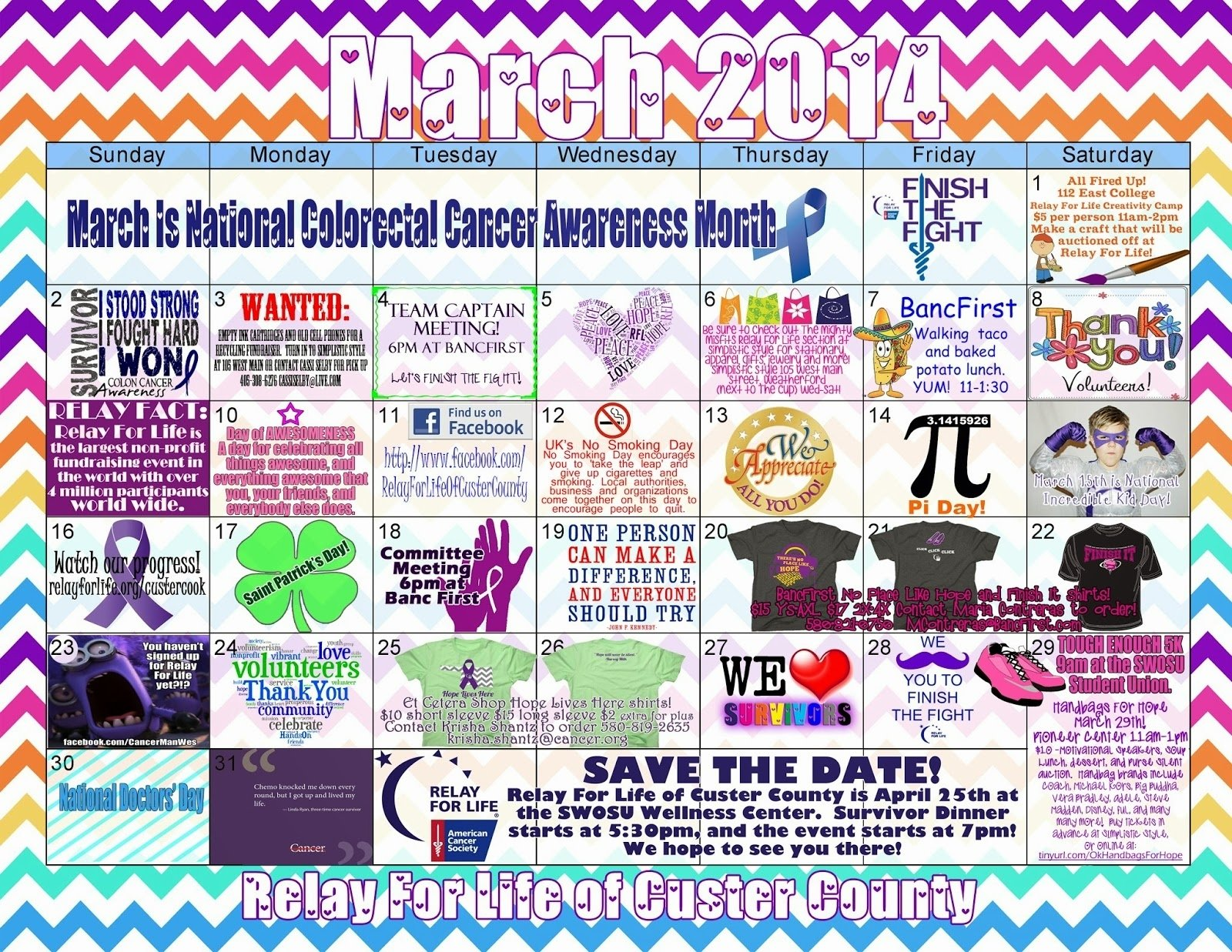 10 Most Recommended Relay For Life Fundraiser Ideas cassi selby relay for life fundraising and event calendar 2021
