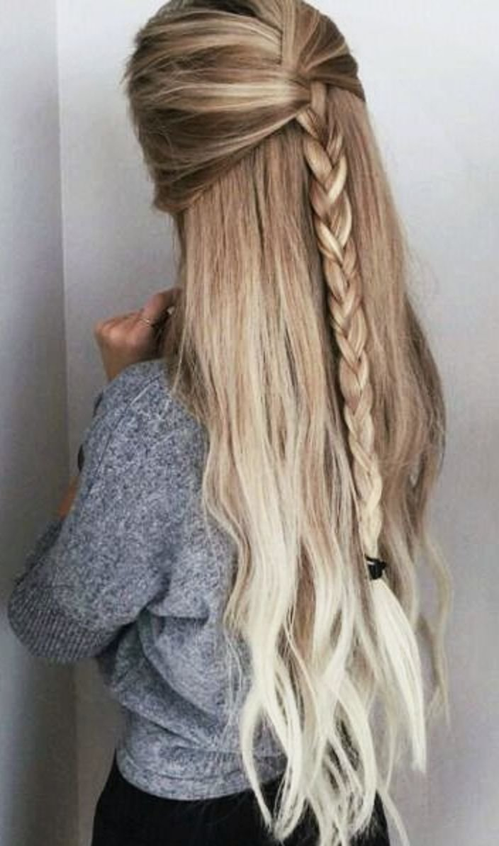10 Stunning Easy Hair Ideas For Long Hair casual hairstyles for long hair new haircuts and quick easy stock 2021