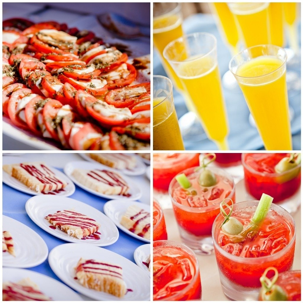 10 Nice Food Ideas For The Beach casual beach wedding food and drinks full 2021