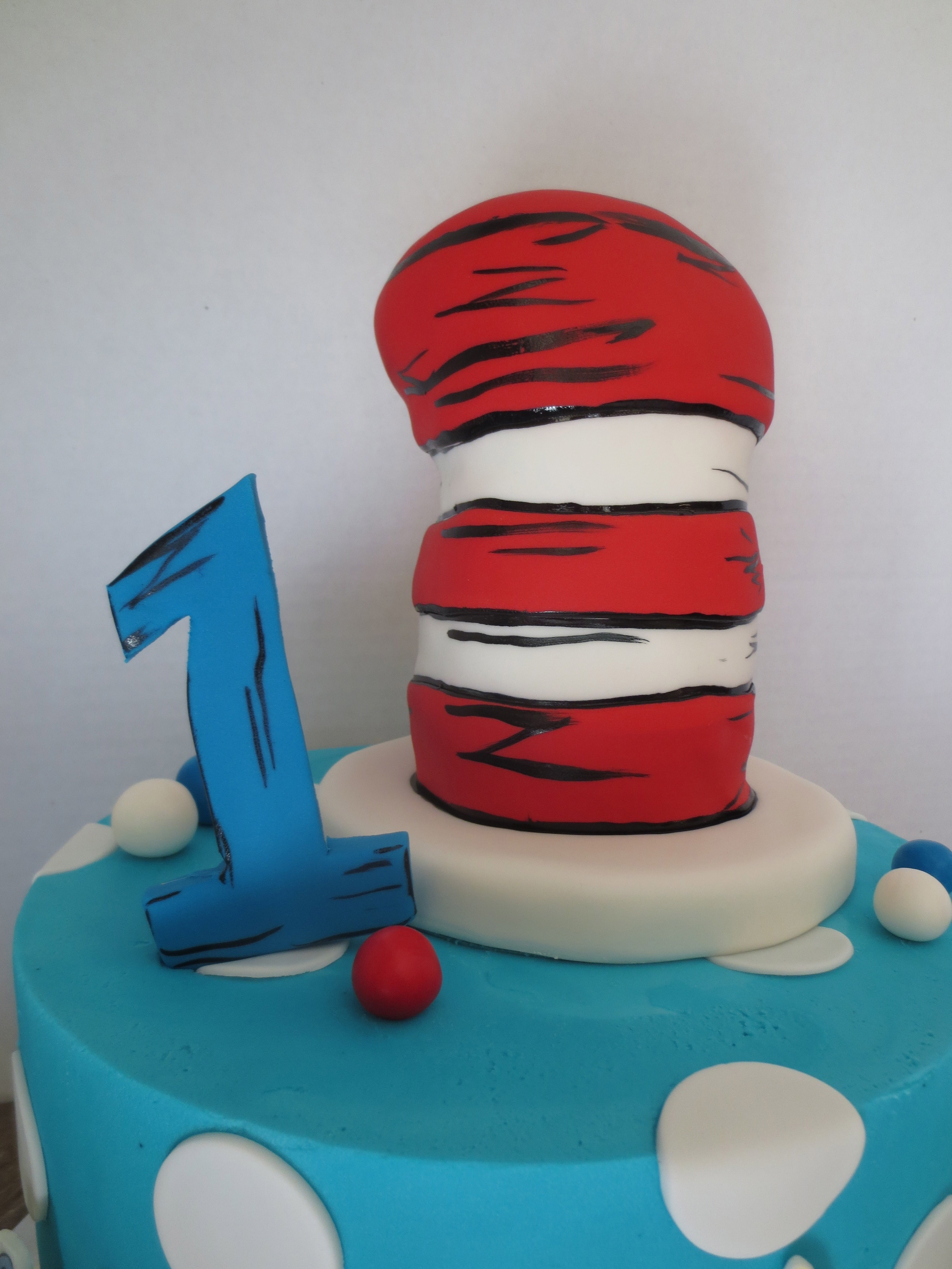 10 Attractive Cat In The Hat Cake Ideas cat in the hat cake with other dr seuss characters byrdie girl 2020