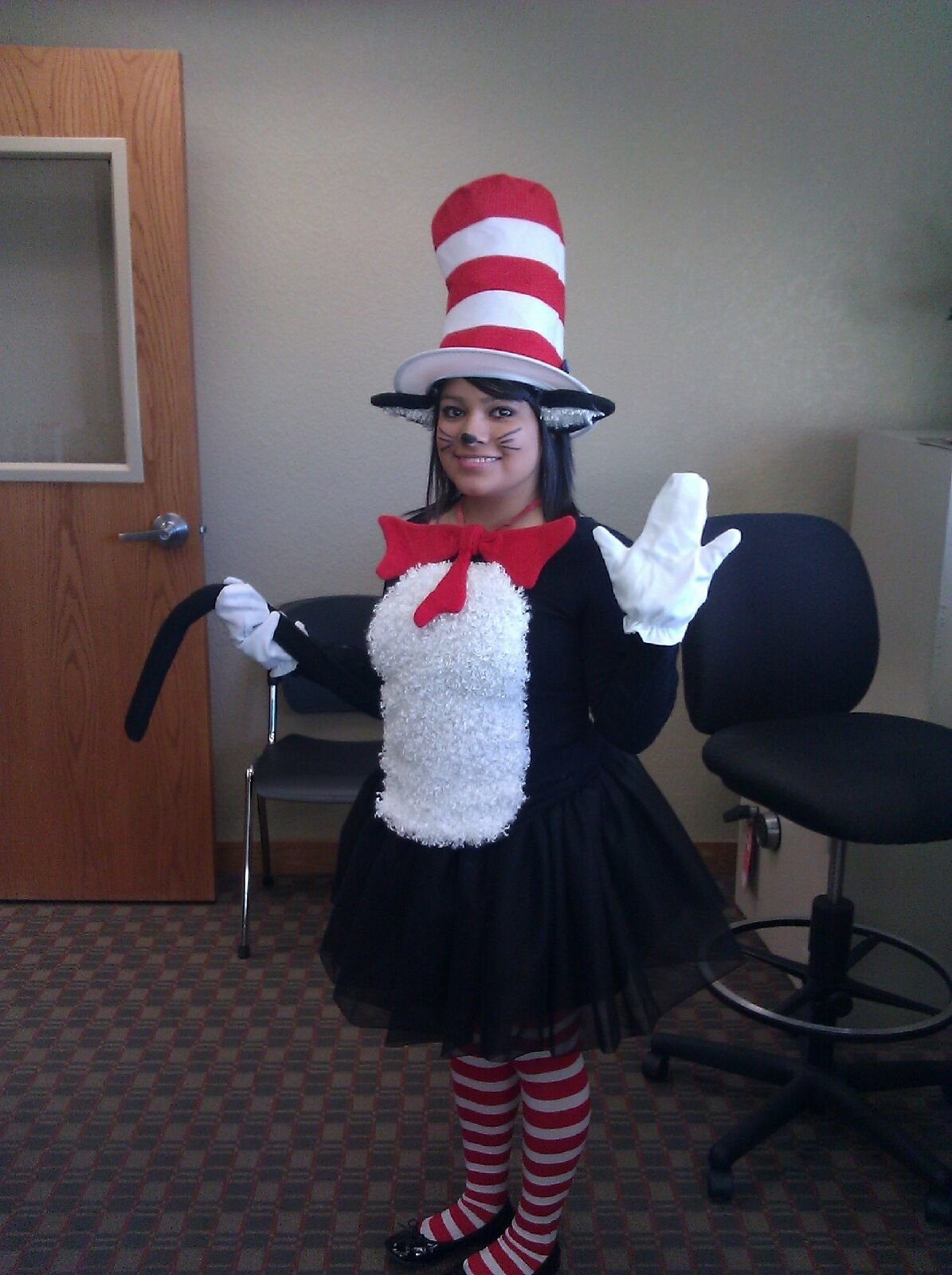 10 Lovable Cat In The Hat Costume Ideas cat in the hat costume for halloween little projects pinterest