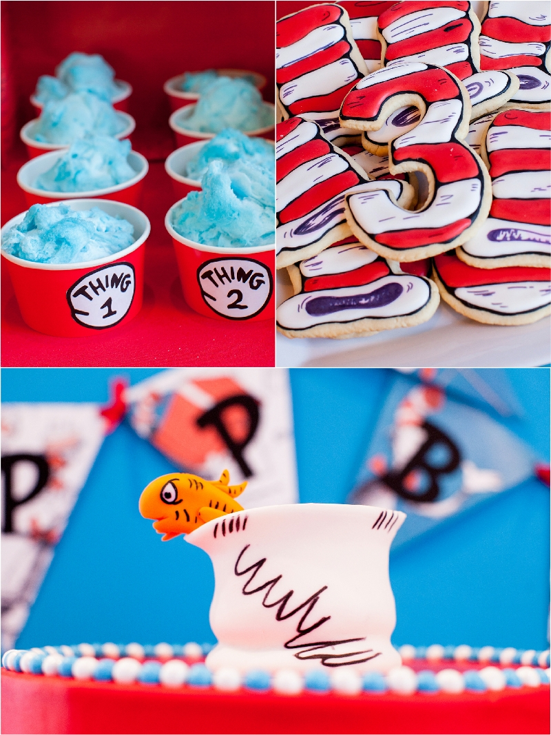 10 Beautiful Cat In The Hat Birthday Party Ideas cat in the hat inspired 3rd birthday party food game diy 2 2020