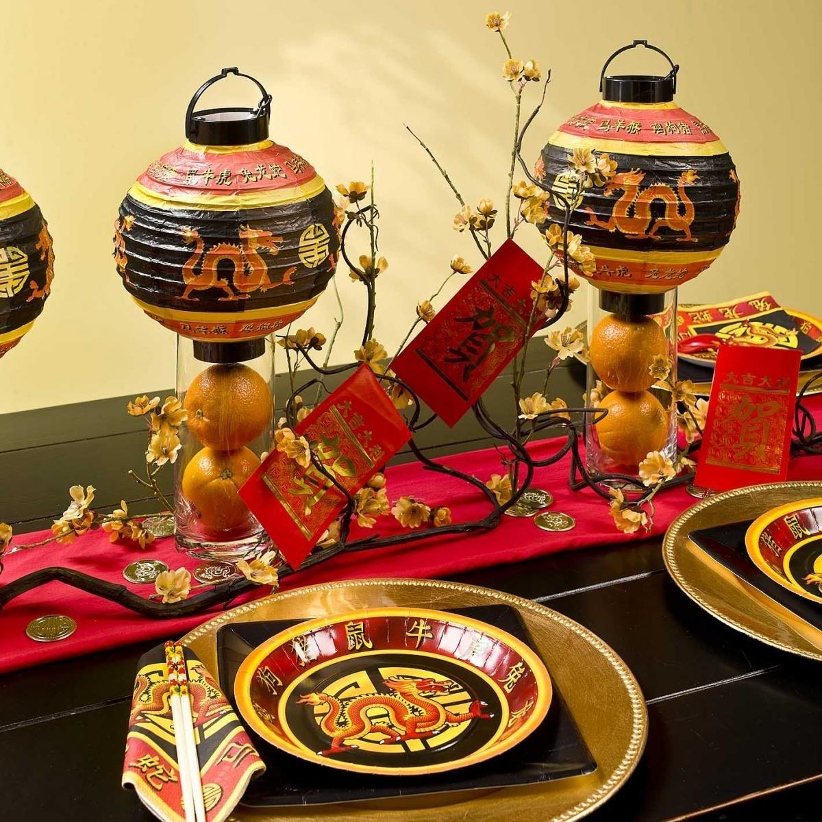 10 Fashionable Chinese New Year Celebration Ideas celebrate chinese new year with diy table decorating ideas fun 2020