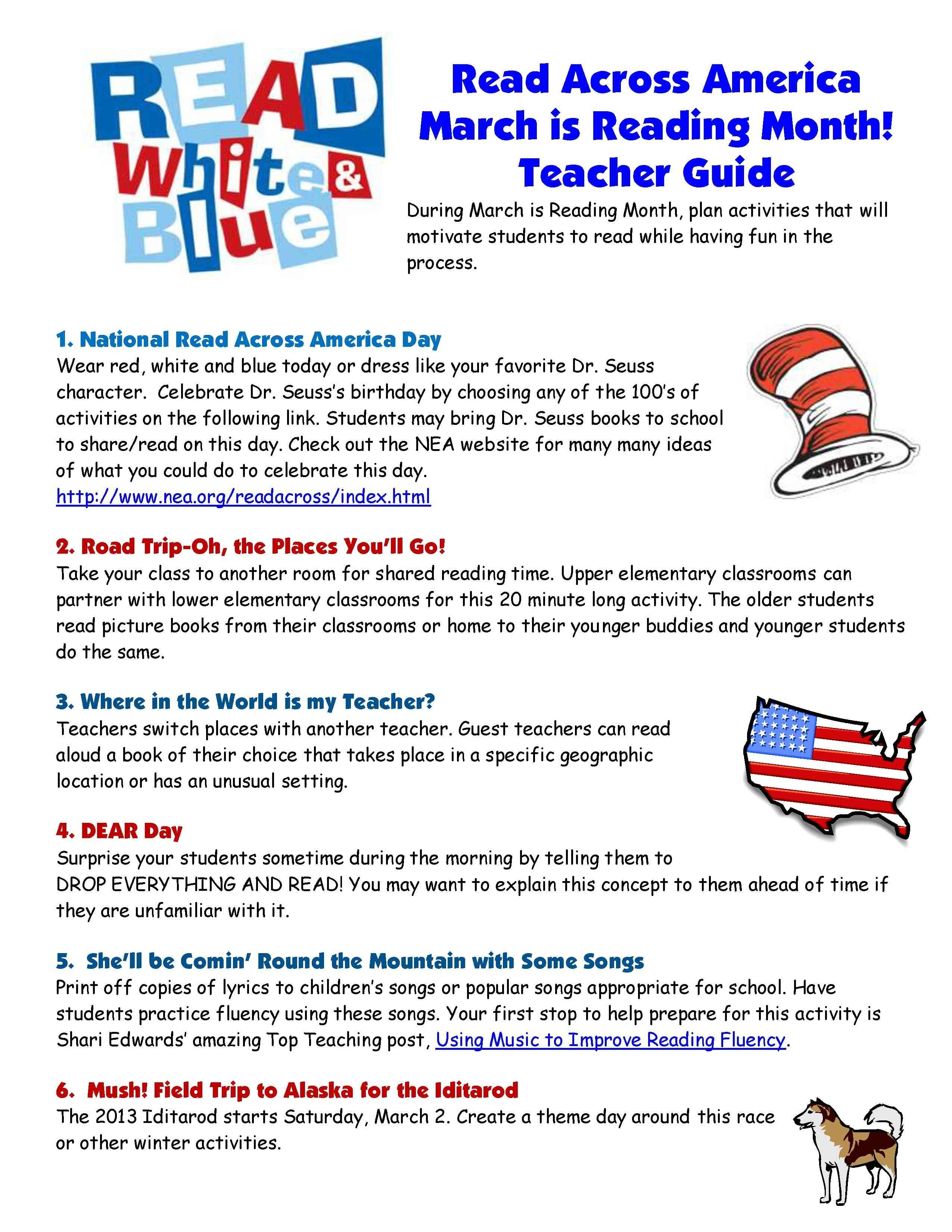 10 Most Recommended Field Trip Ideas For Elementary Students celebrate the joy of reading all month long scholastic 2021