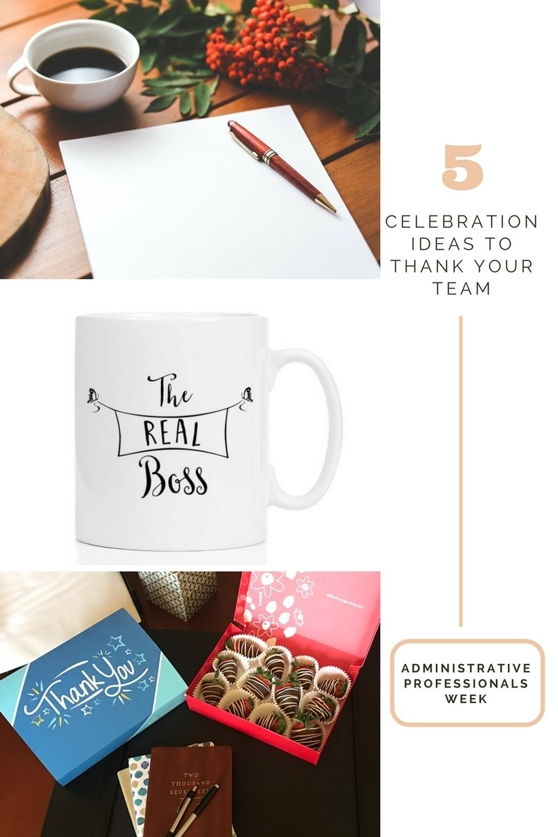 10 Fantastic Ideas For Administrative Professionals Week celebrating administrative professionals week a how to guide 2020