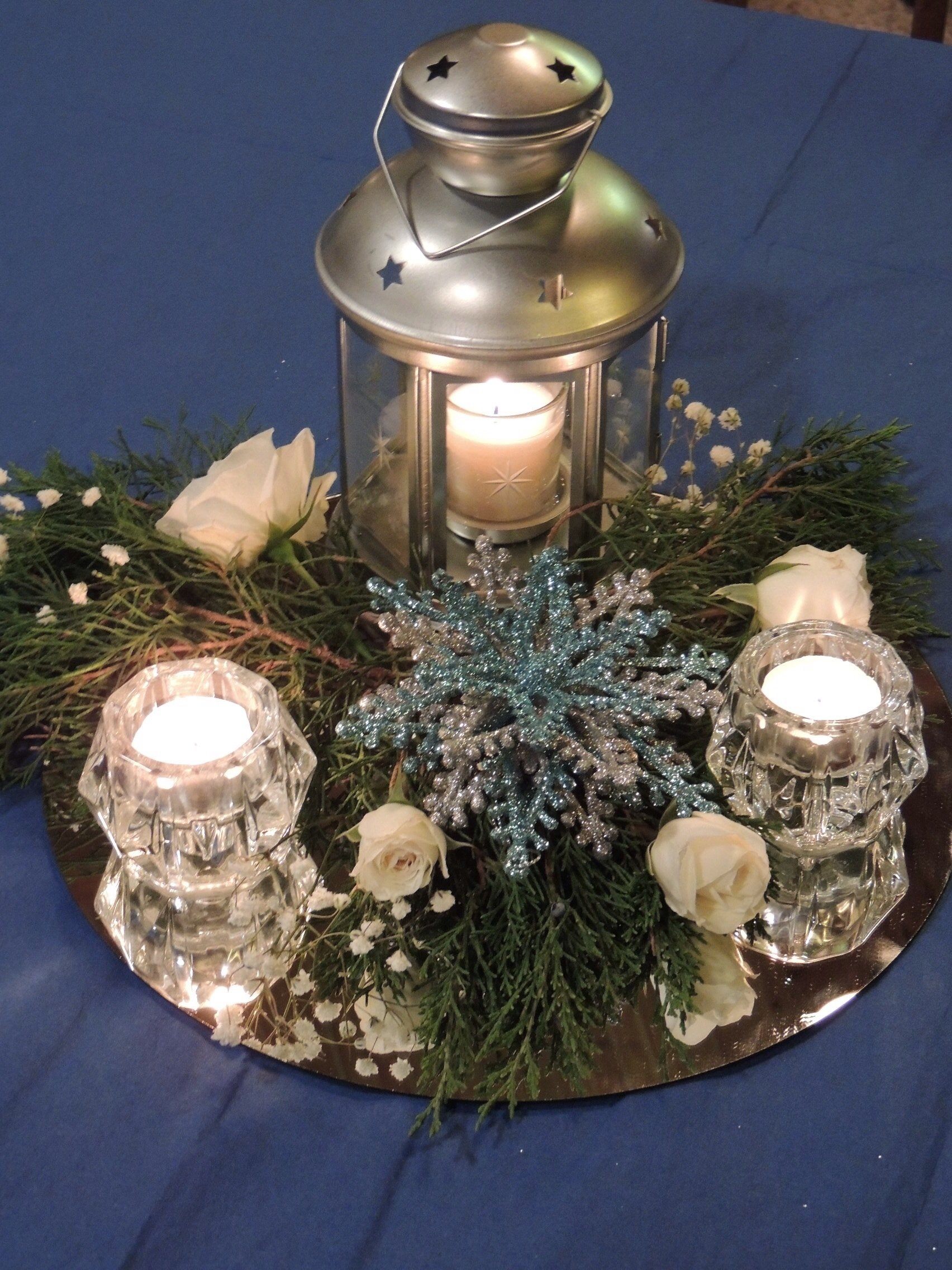 10 Wonderful 25 Wedding Anniversary Party Ideas centerpieces from our 25th anniversary party also perfect for a 1 2020