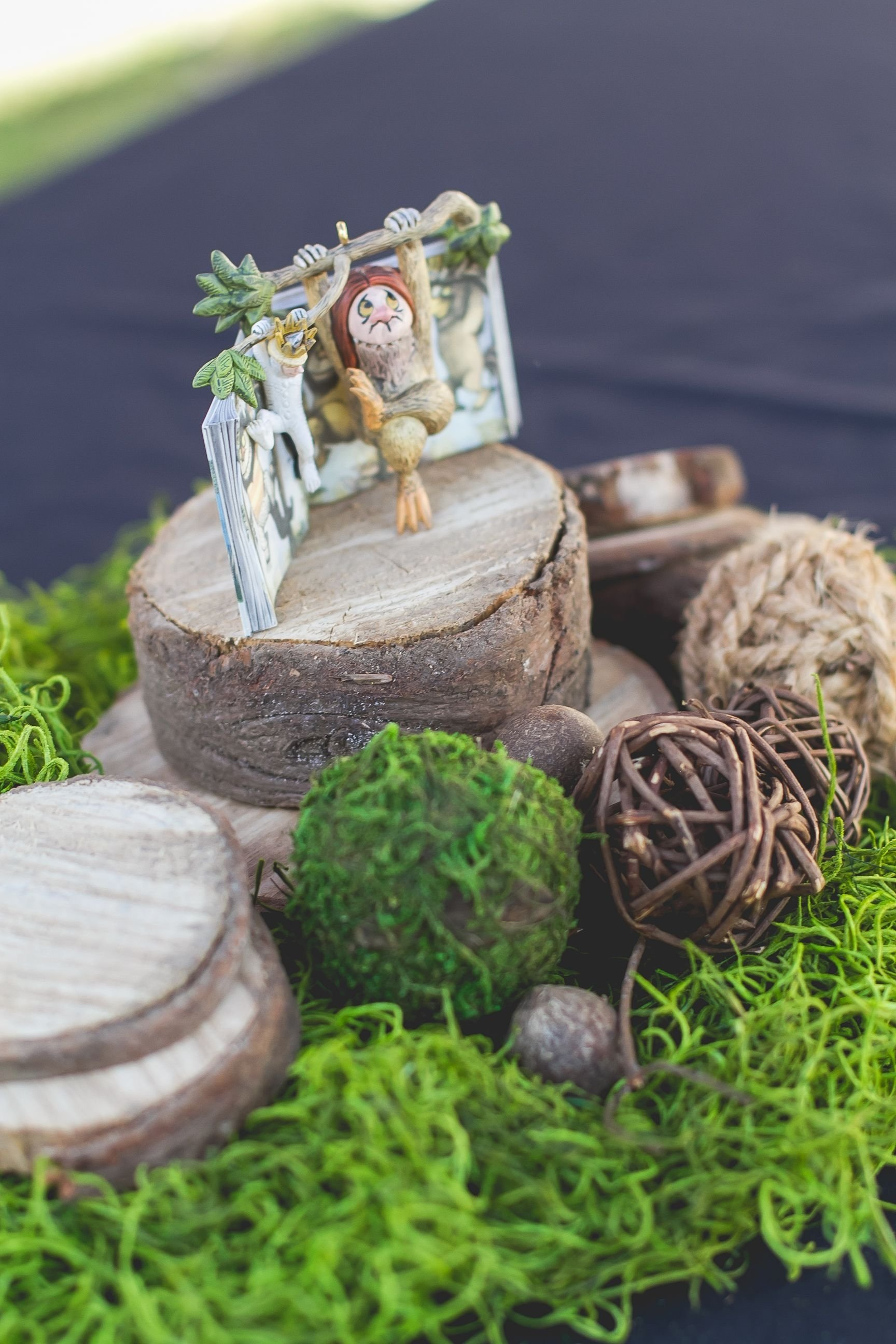 10 Famous Where The Wild Things Are Party Ideas centerpieces jaxxys first birthday where the wild things are 2021