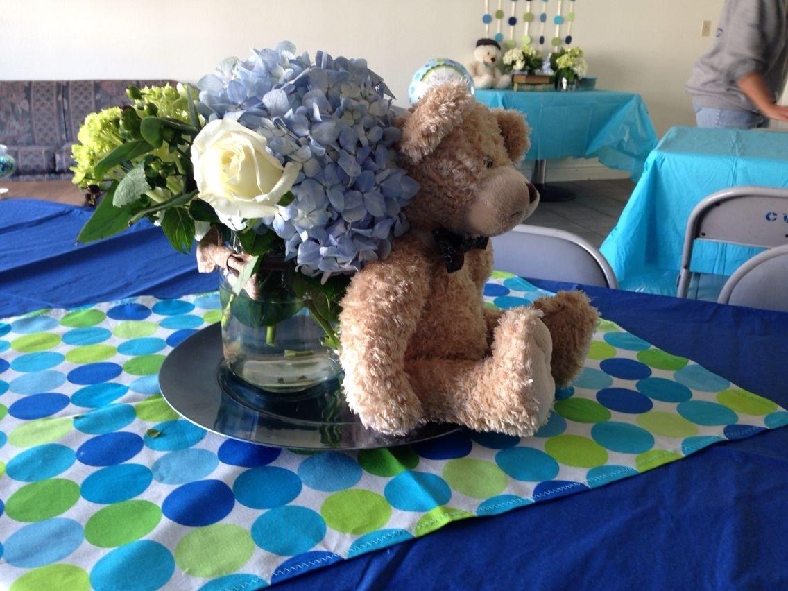 10 Fantastic Teddy Bear Baby Shower Ideas