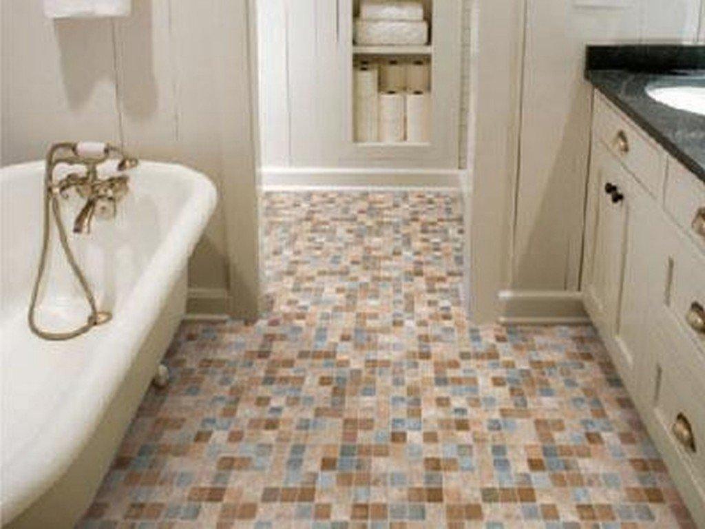 10 Great Small Bathroom Floor Tile Ideas ceramic tile designs for bathrooms saomcco inside bathroom floor 2020