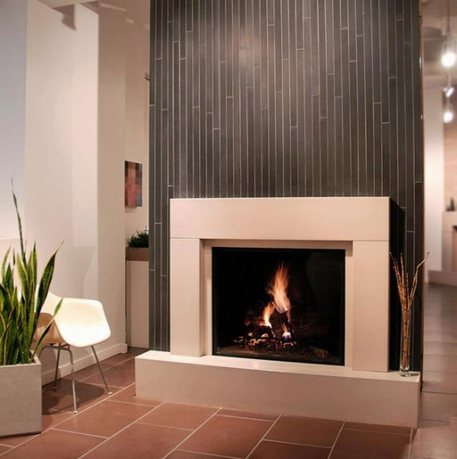 10 Unique Fireplace Design Ideas With Tile ceramic tile fireplace surround fireplace design ideas 2020