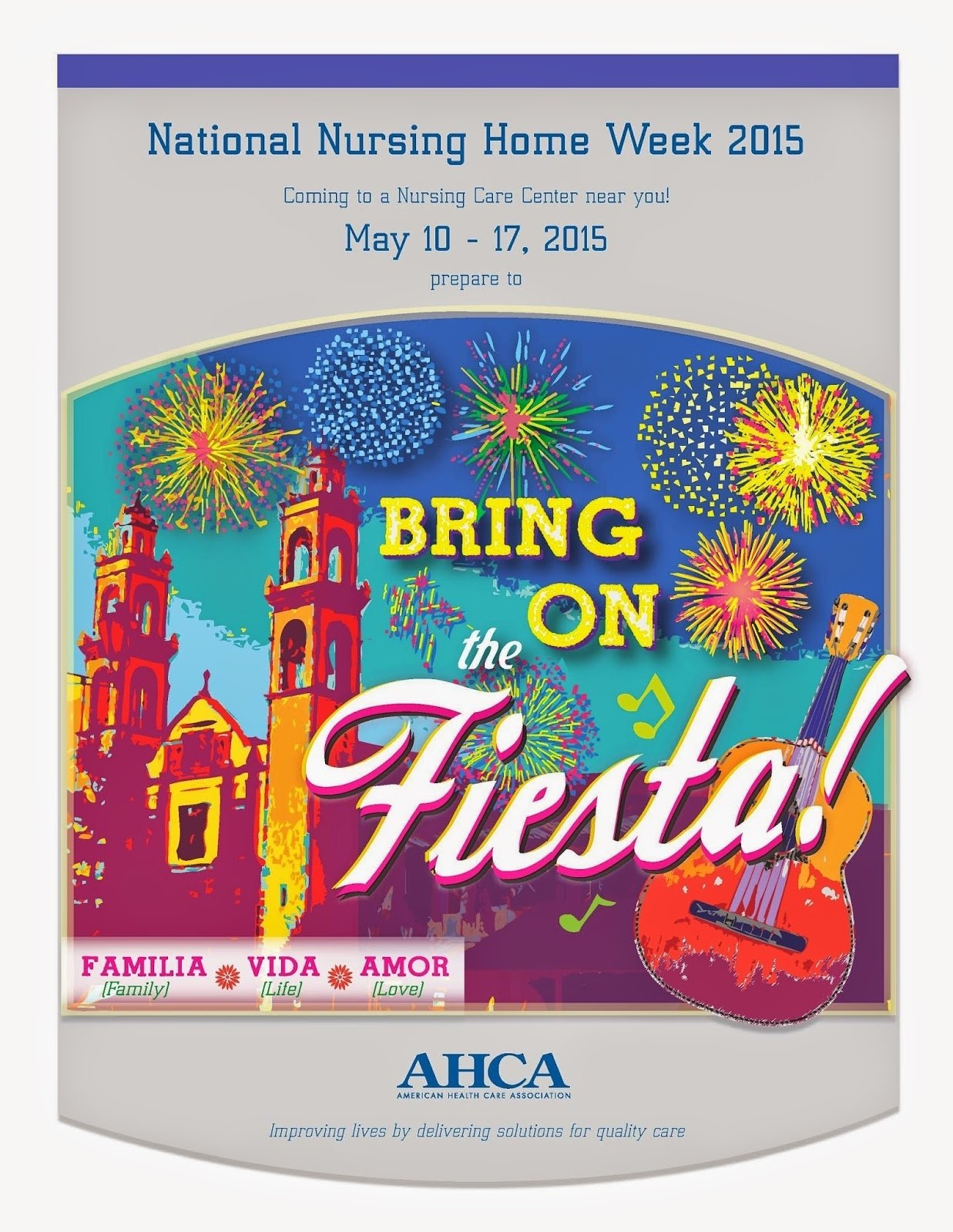 10 Beautiful National Nursing Home Week Ideas challenge bring on the fiesta at your place long term care leader 2020