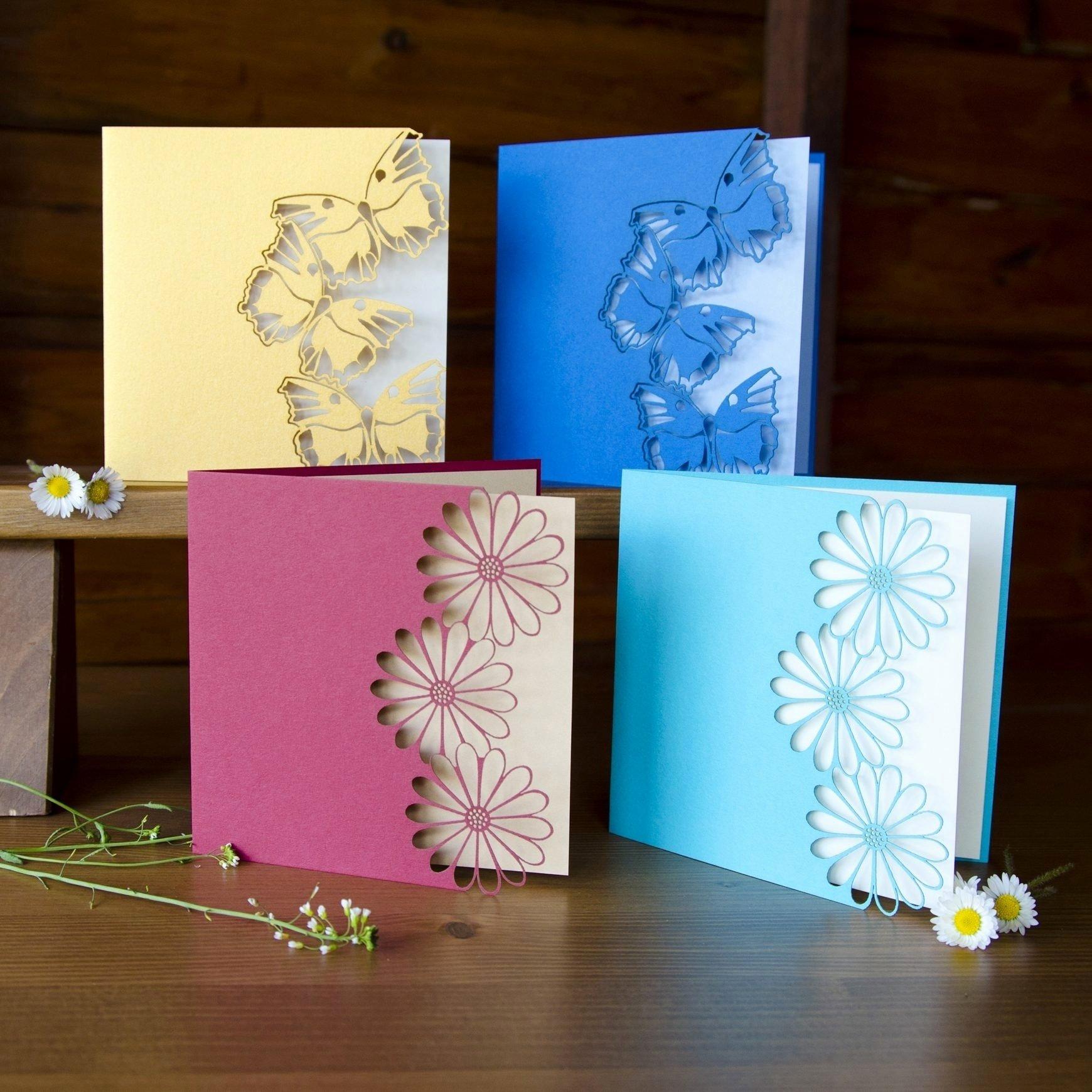 How To Make Gorgeous Amp Elegant Handmade Greeting Cards Best