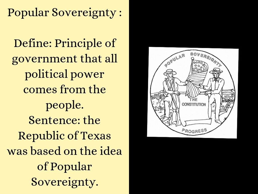 10 Gorgeous Popular Sovereignty Was The Idea That chapter 11 vocab takayla rose 2021
