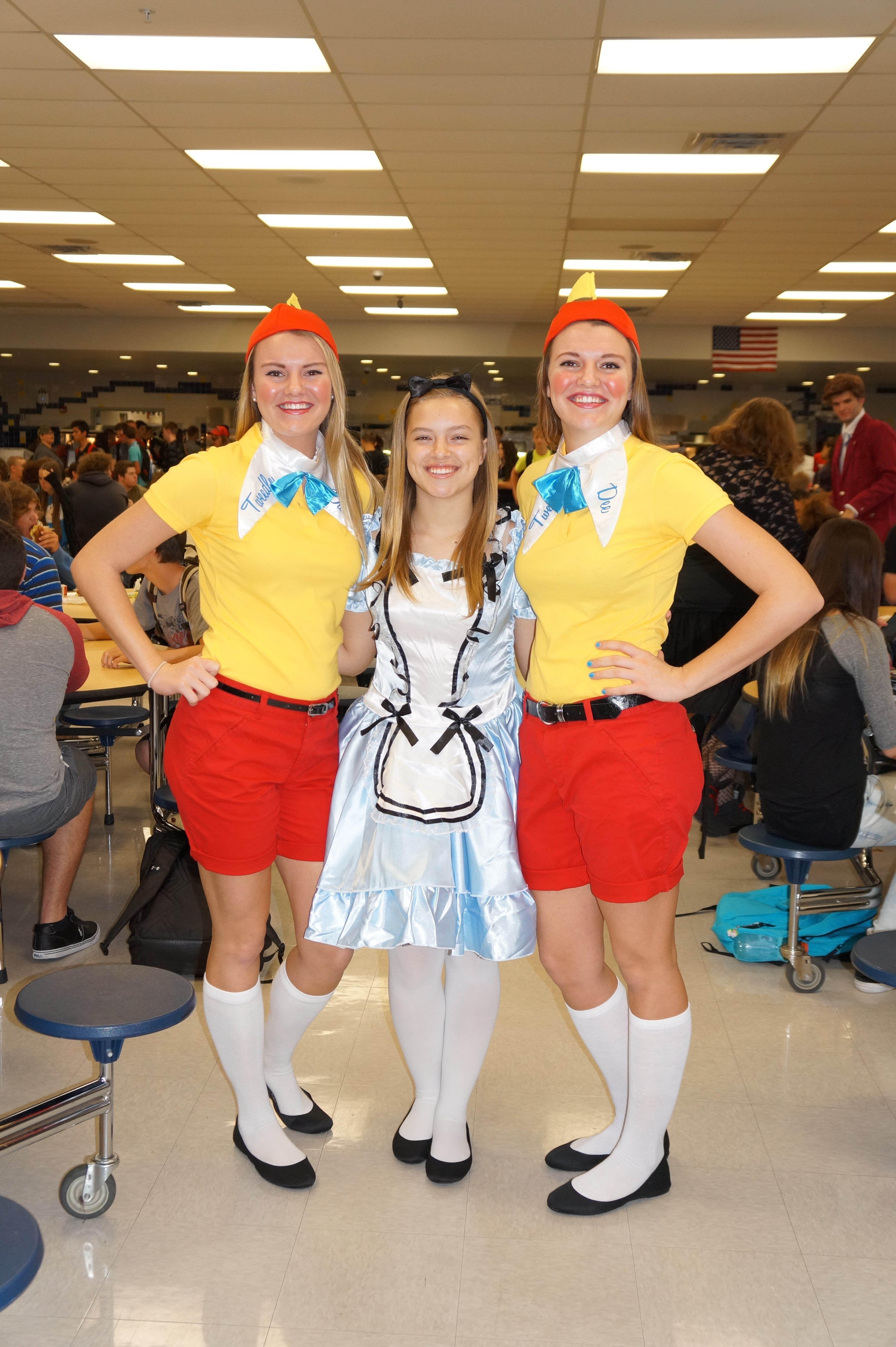 character day! | anclote high school