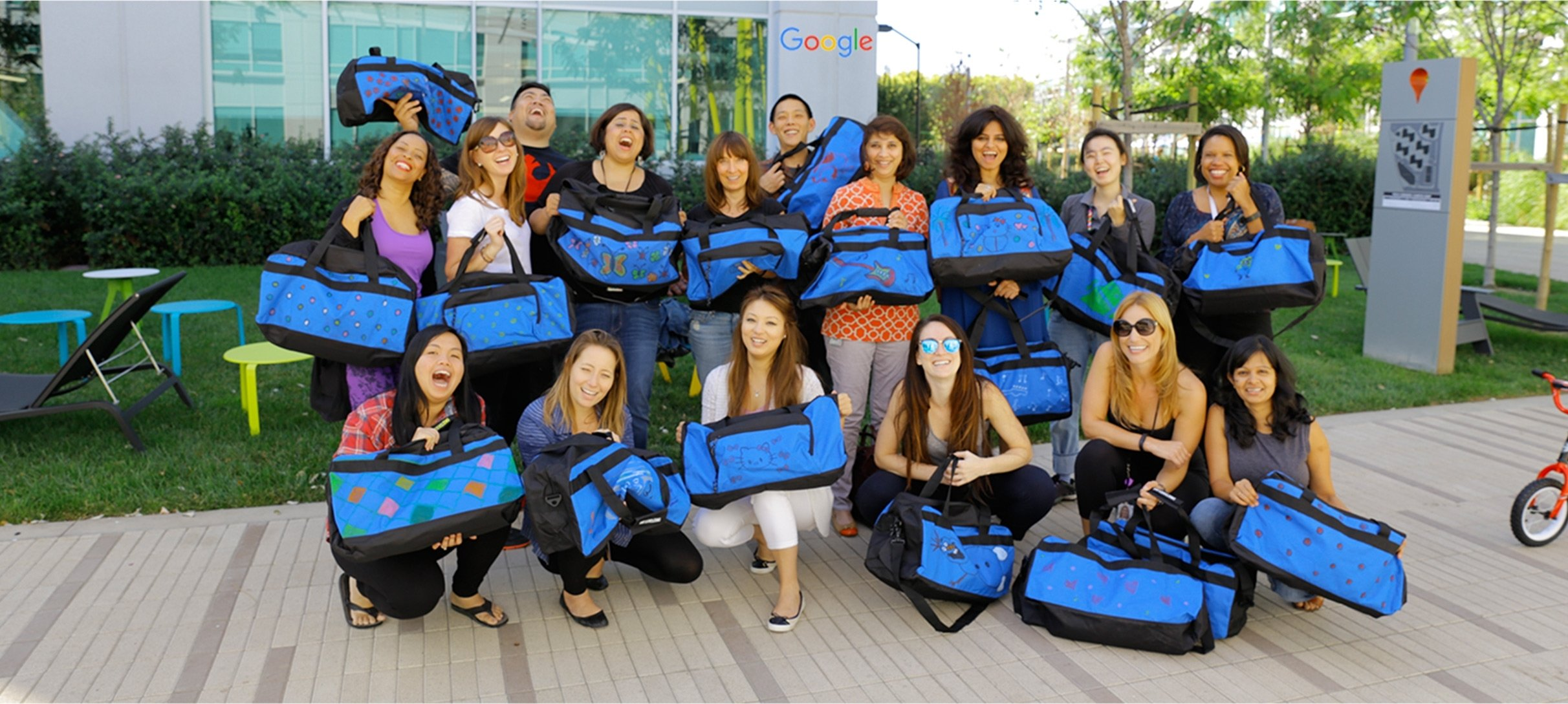 10 Stylish Team Building Ideas For The Office charity team building activities together we rise 2020
