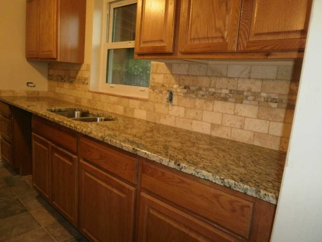 10 Gorgeous Ideas For Kitchen Backsplash With Granite Countertops charming granite countertop with tile backsplash trends also ideas 2020