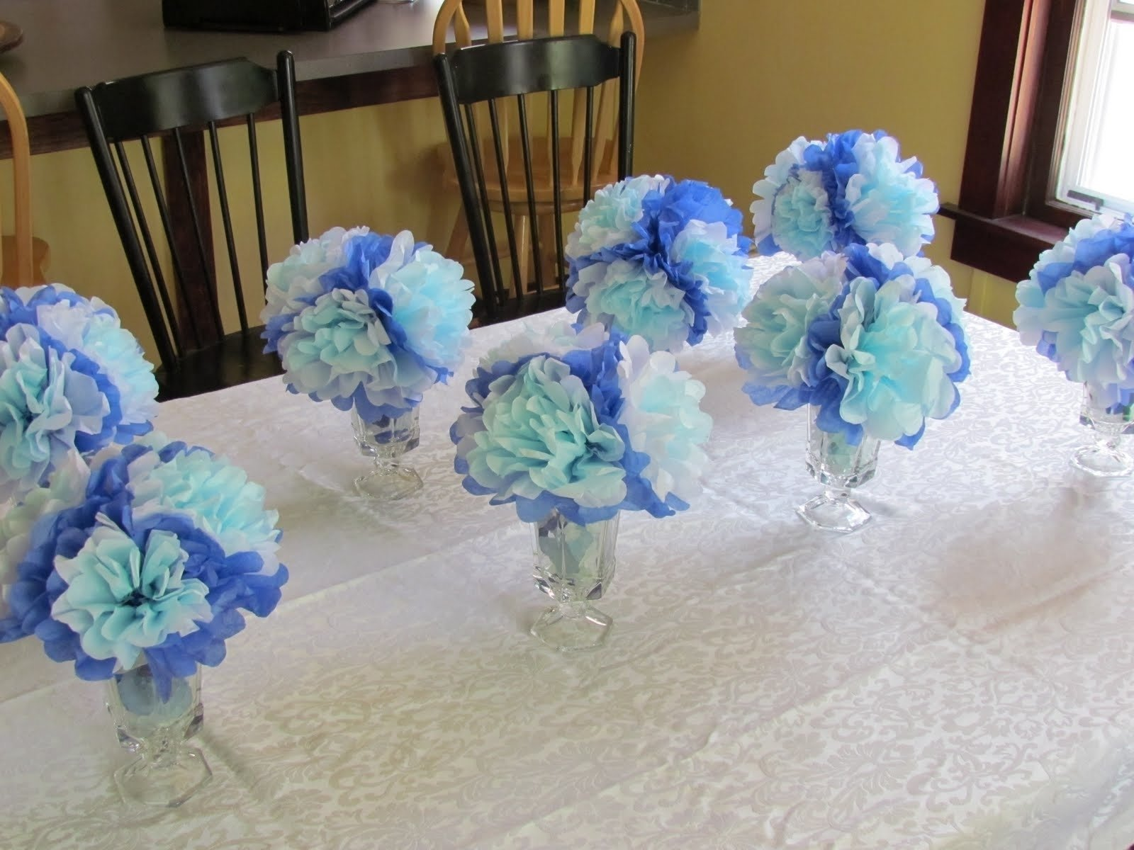 10 Attractive Baby Shower Centerpieces Ideas For Boys cheap baby shower decorations for boy blue elephant baby boy with 1 2020