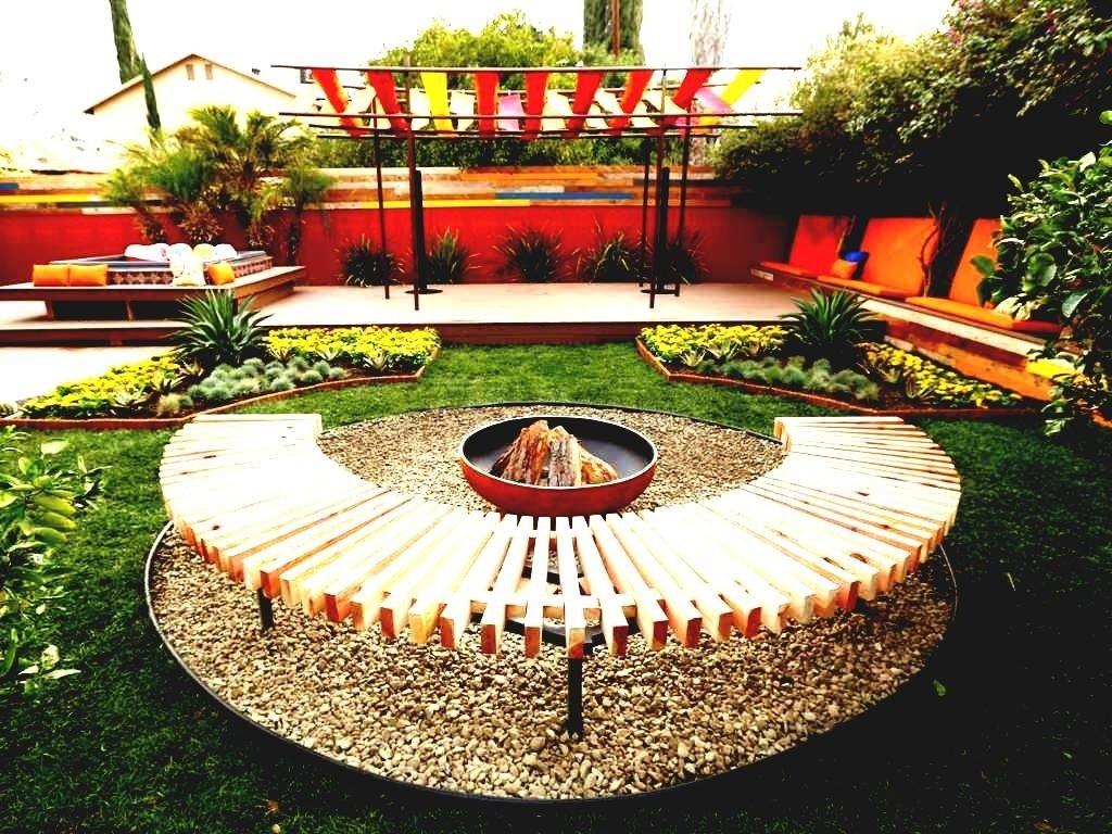 10 Most Popular Cheap Outdoor Fire Pit Ideas cheap backyard fire pit ideas home fireplaces firepits better cool 2021