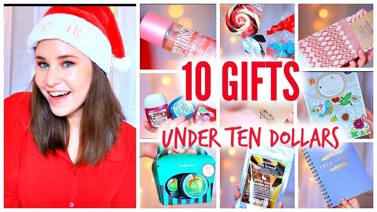 cheap christmas gift ideas: presents for her, mom, friends