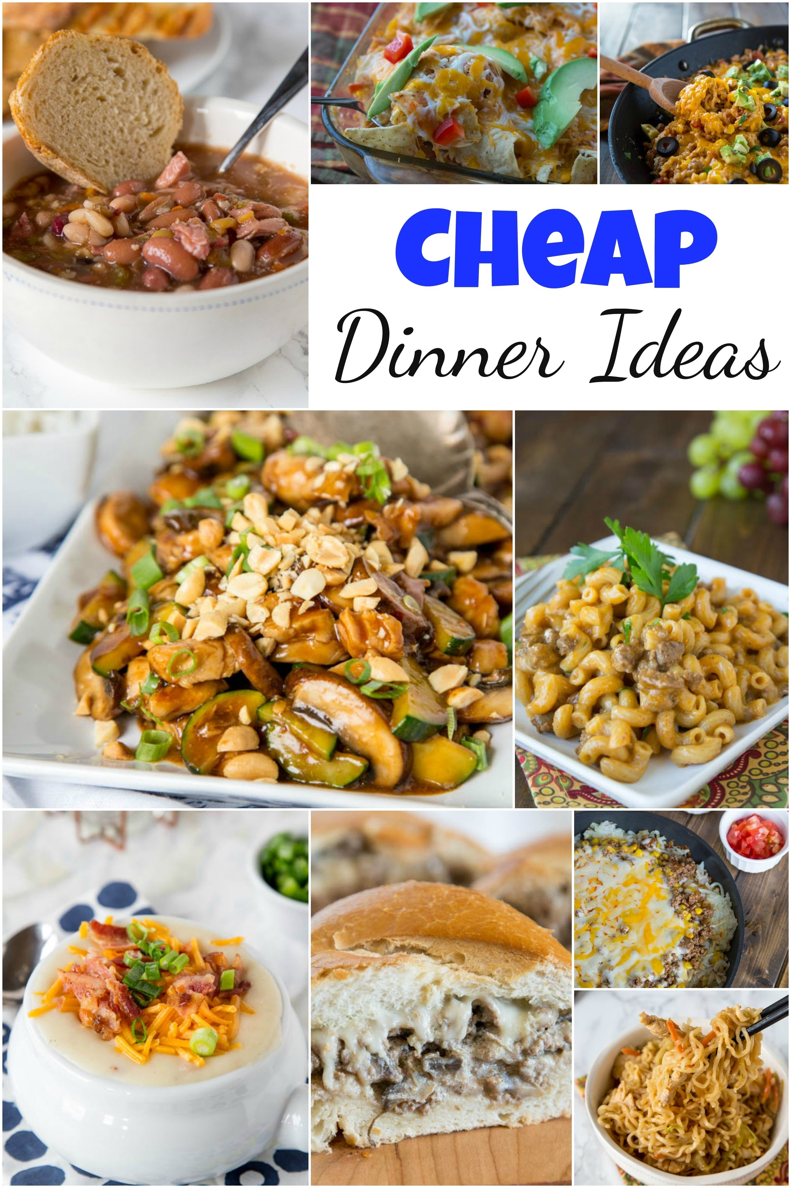 10 Lovely Inexpensive Dinner Ideas For Two cheap dinner ideas dinners dishes and desserts 2020