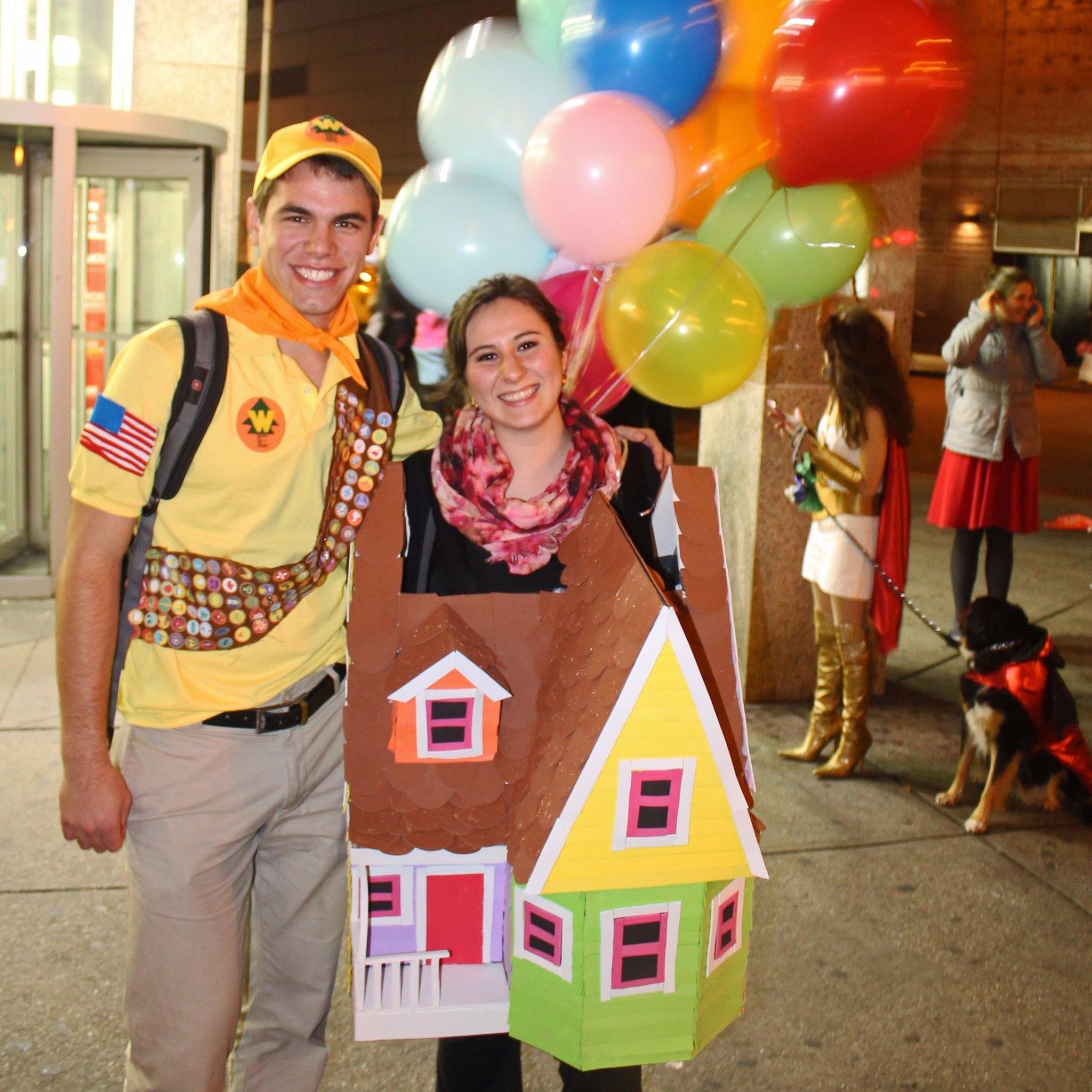 10 Famous Homemade Halloween Costume Ideas Couples cheap diy couples halloween costumes popsugar smart living 3 2020