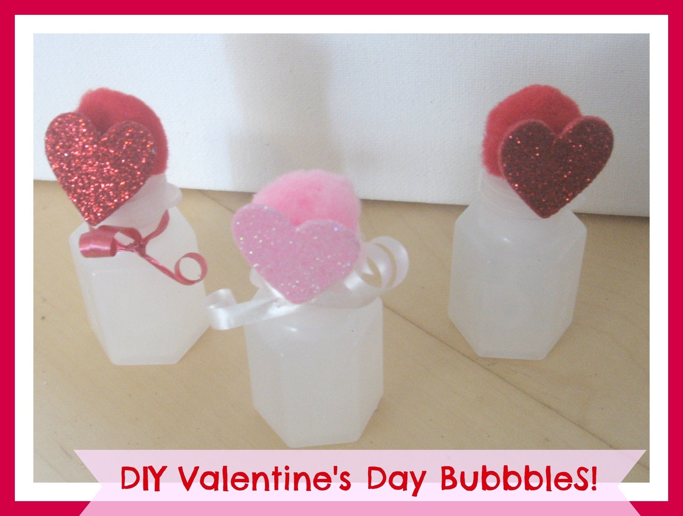 10 Unique Valentines Gift Ideas For Kids cheap diy kids valentine gift idea 15 cent bubbles valentines