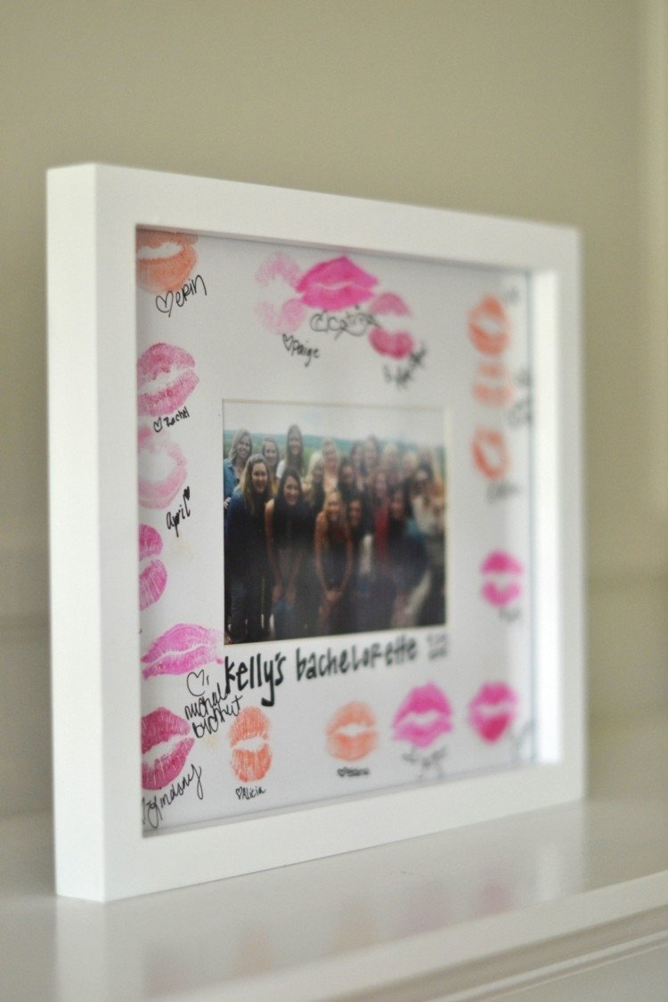 10 Fashionable Gift Ideas For Bachelorette Party cheap easy bachelorette party gift lovely lucky life 2020