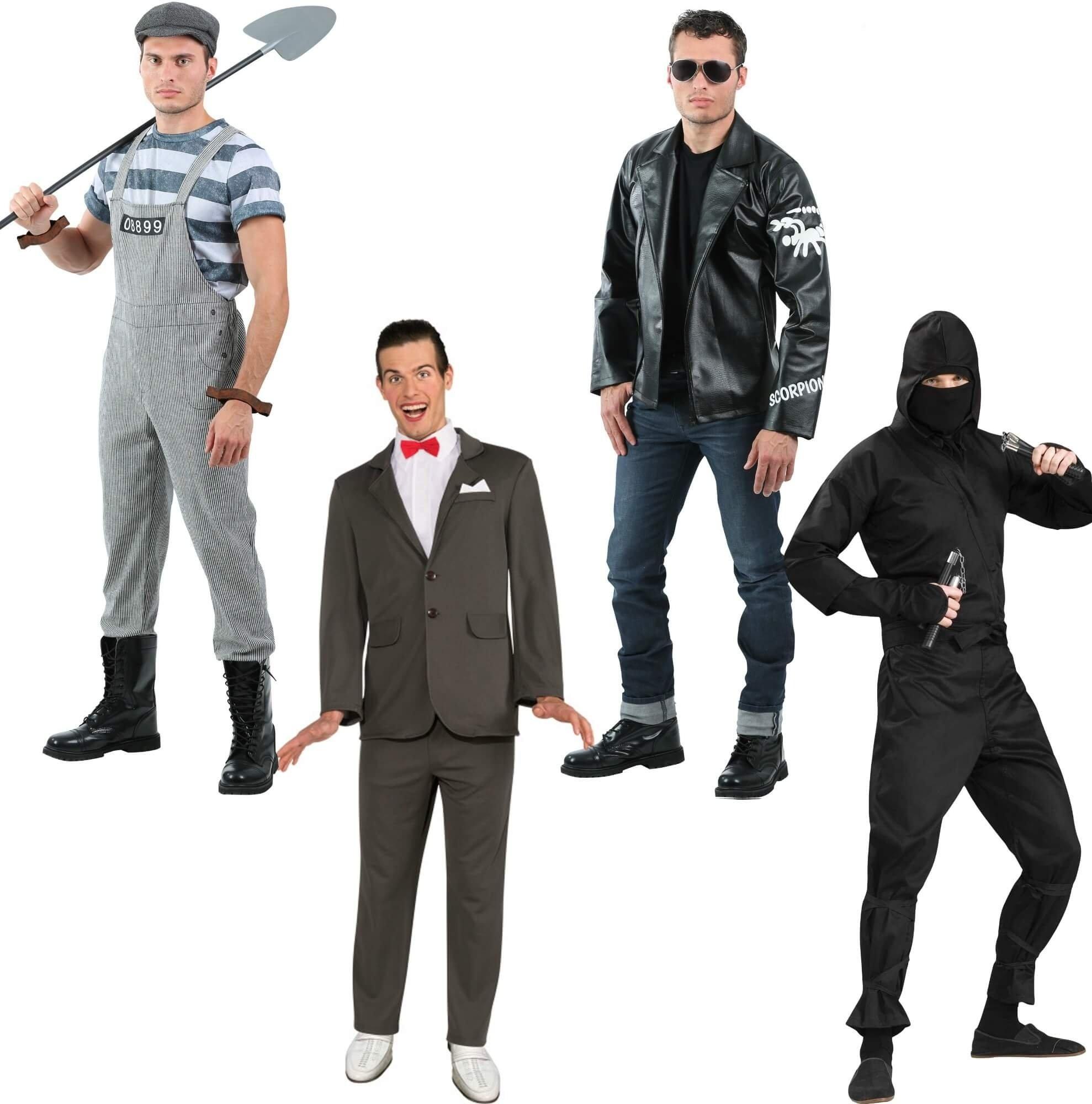 10 Stunning Cheap Mens Halloween Costume Ideas cheap halloween costume ideas halloween costumes blog 2020