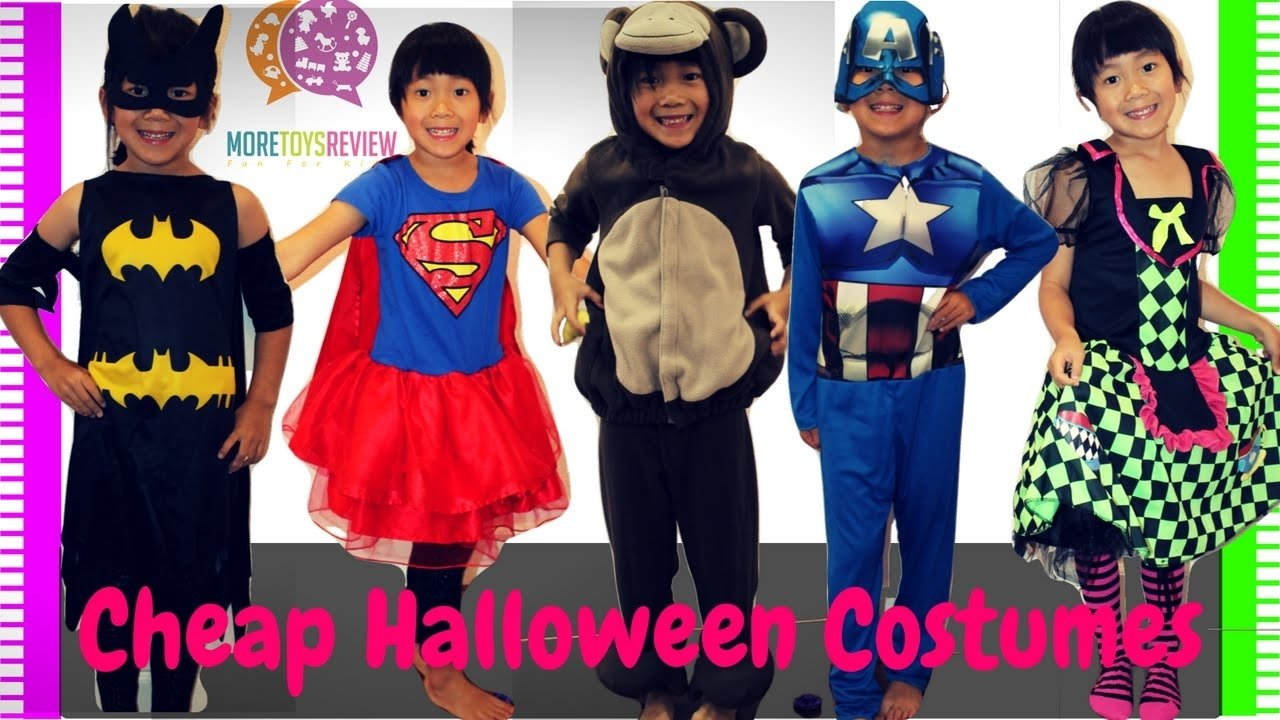 10 Fashionable Cheap Halloween Costume Ideas For Kids cheap halloween costumes for kids and halloween costume ideas for 2020