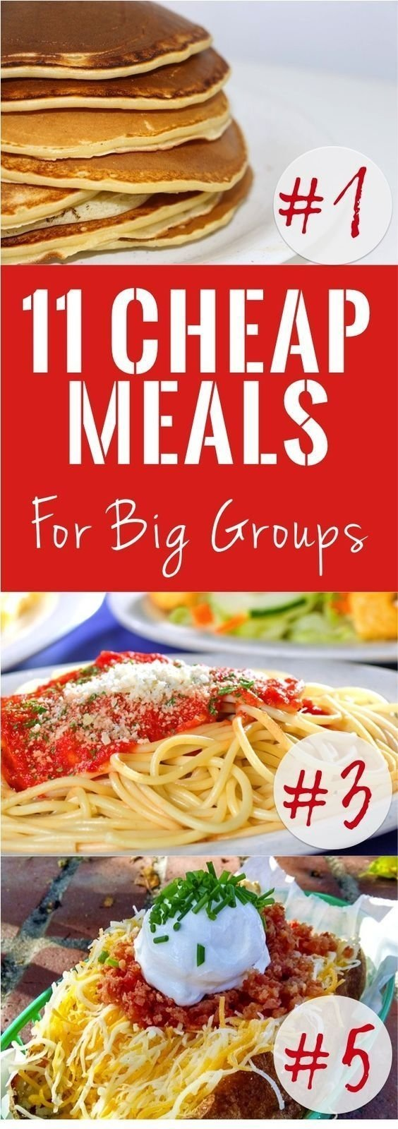10 Nice Menu Ideas For Large Groups cheap meals for feeding large groups 2021