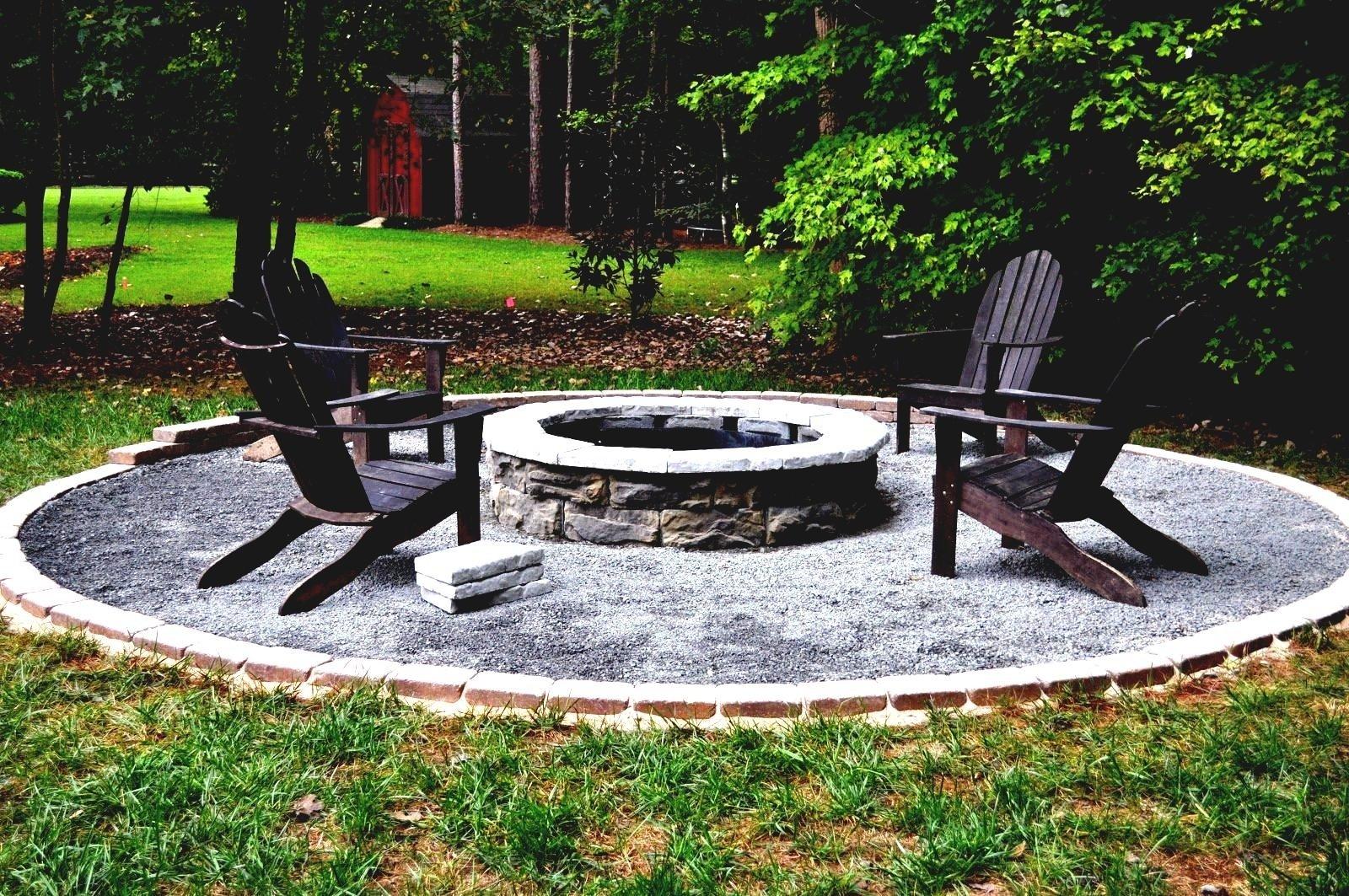 10 Most Popular Cheap Outdoor Fire Pit Ideas cheap outdoor fire pit ideas in ground and aboveground handbagzone 2021