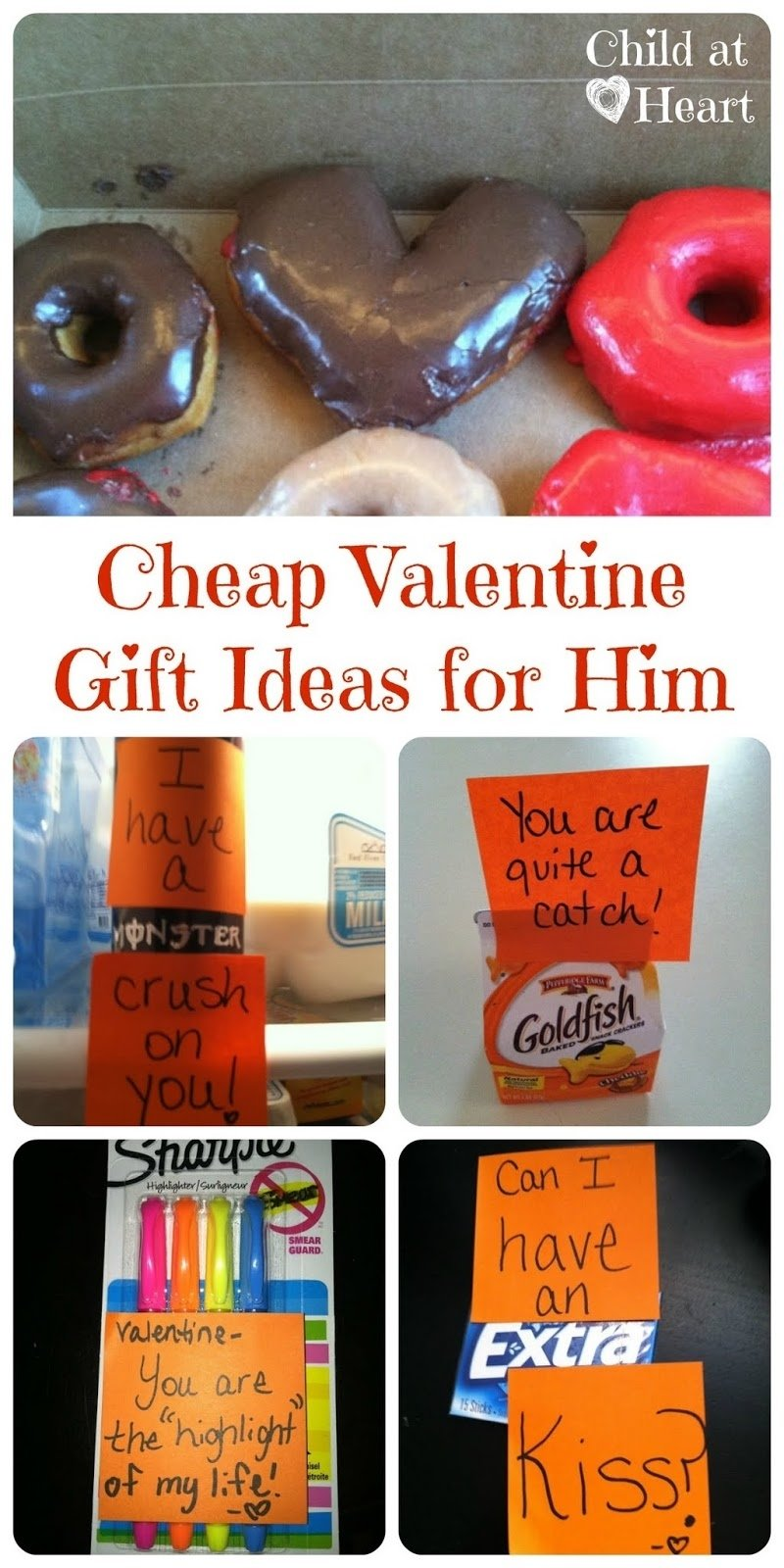 10 Lovely Birthday Ideas For Husband On A Budget cheap valentine gift ideas for him child at heart blog 1