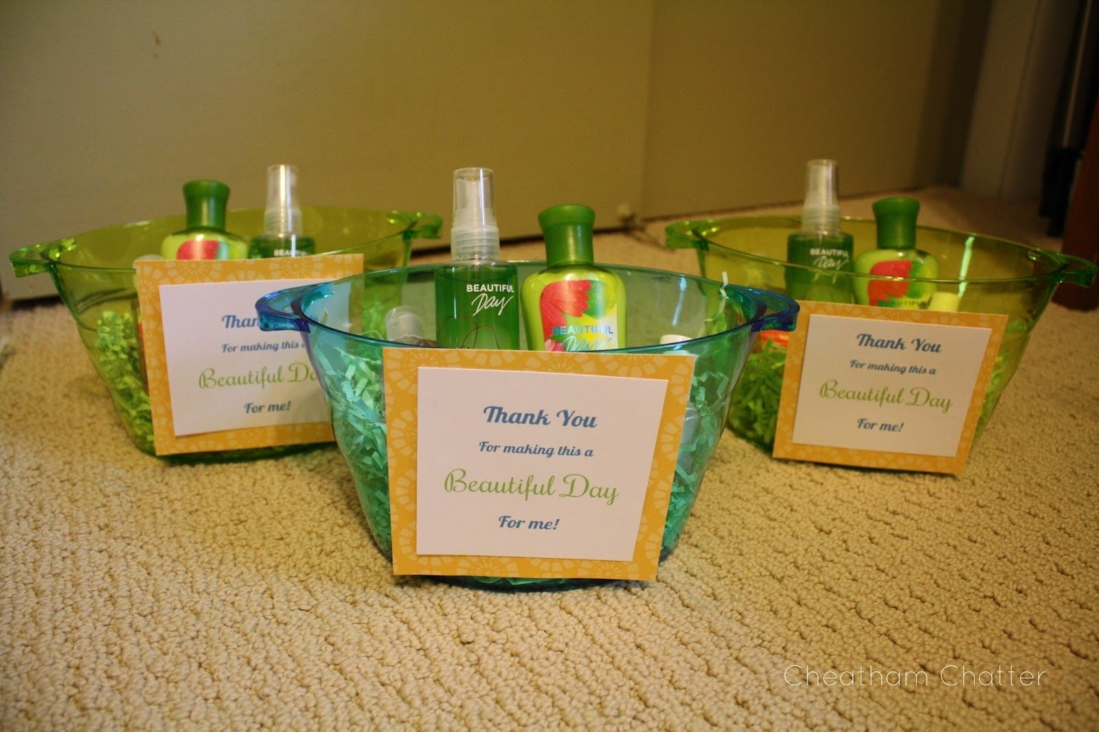10 Most Recommended Wedding Shower Hostess Gift Ideas cheatham chatter baby shower favors hostess gifts 1