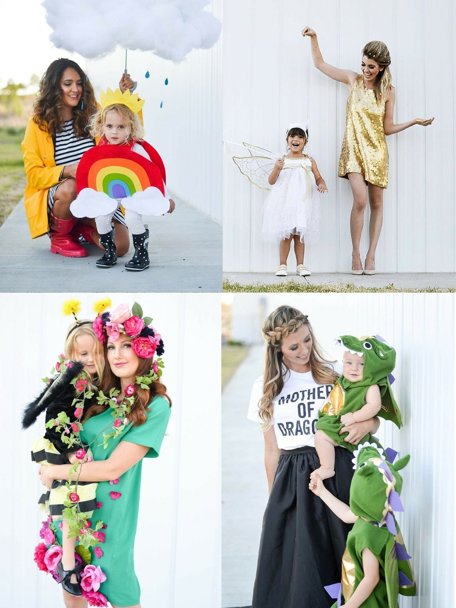 10 Most Popular Mommy Daughter Halloween Costume Ideas