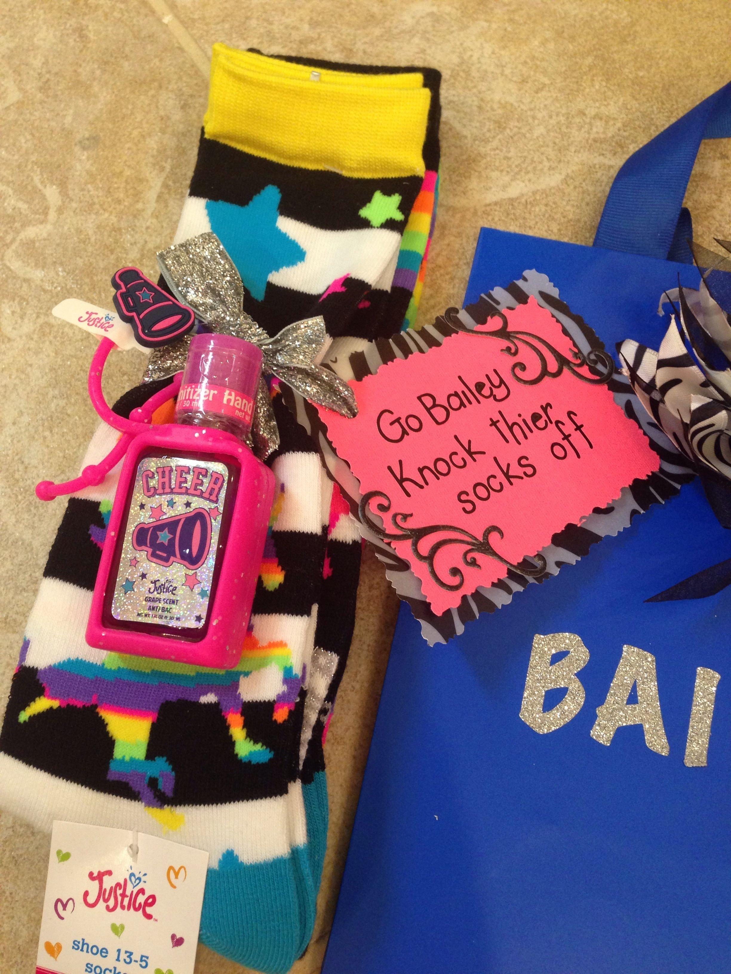 10 Nice Gift Ideas For Little Sister cheer gift ideas for big sis little sis cheerleaders dance 1 2020