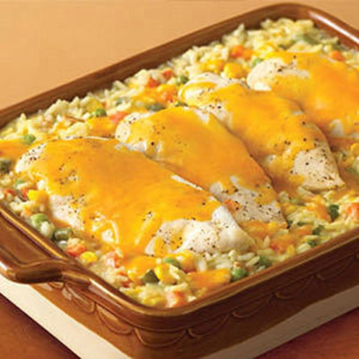 10 Trendy Chicken And Rice Dinner Ideas cheesy chicken rice casserole rachael ray every day