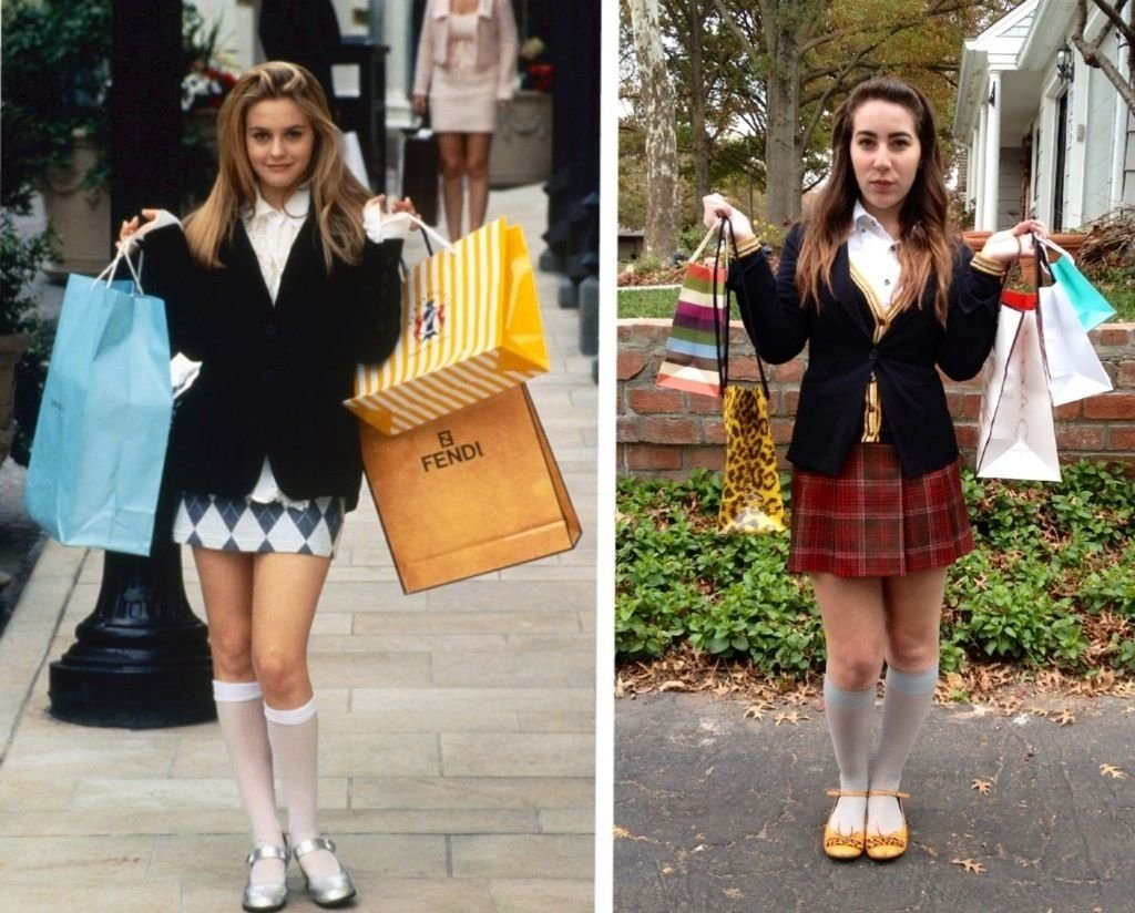 10 Stylish Halloween Costume Ideas Movie Characters cher clueless costume idea costumes pinterest cher clueless 2 2020
