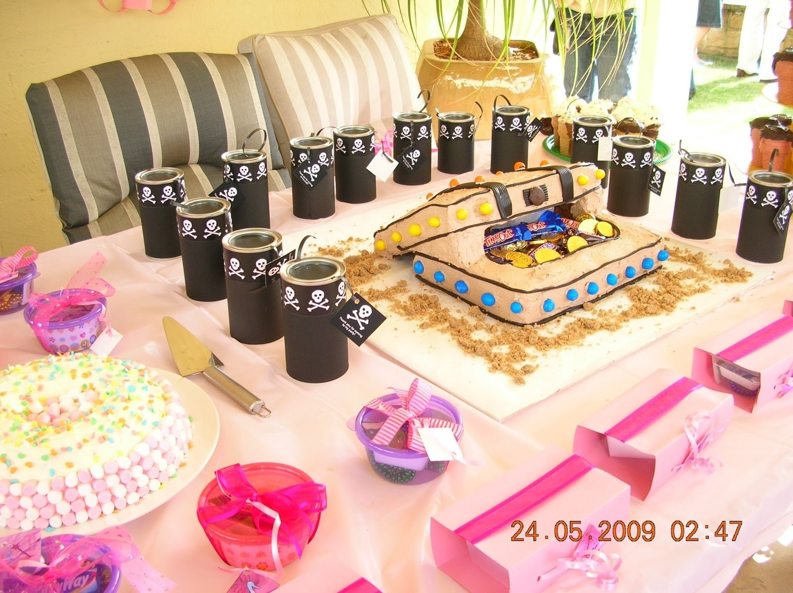 10 Awesome Princess And Pirate Party Ideas cherry on top parties pirate princess party 1 2020