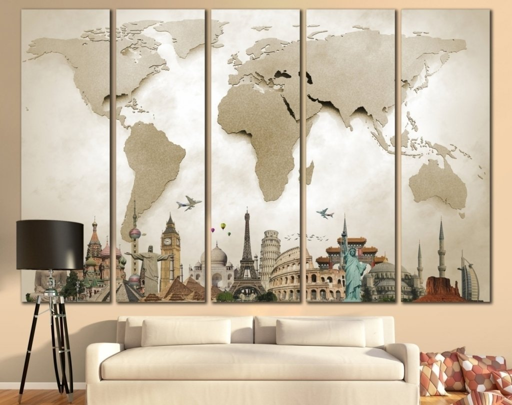 10 Beautiful Wall Art Ideas For Large Wall chic large wall art ideas large artwork for walls design ideas 2020
