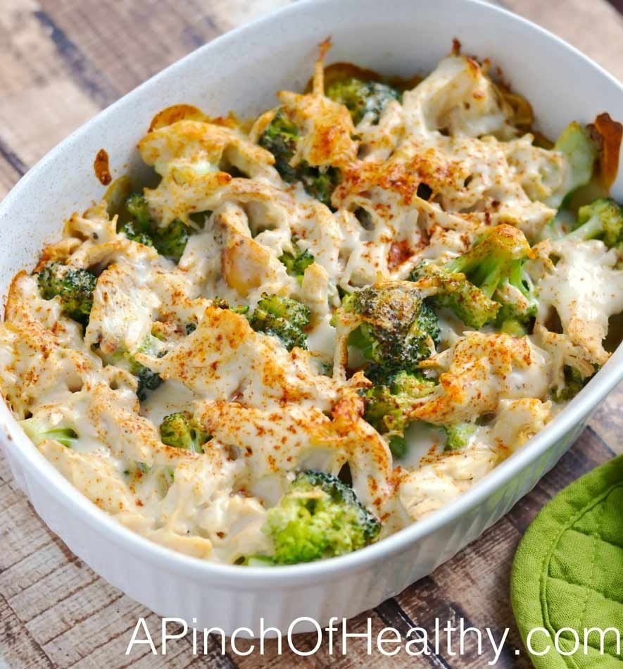 10 Attractive Healthy Dinner Ideas With Chicken chicken divan plus video tutorial a pinch of healthy 2020